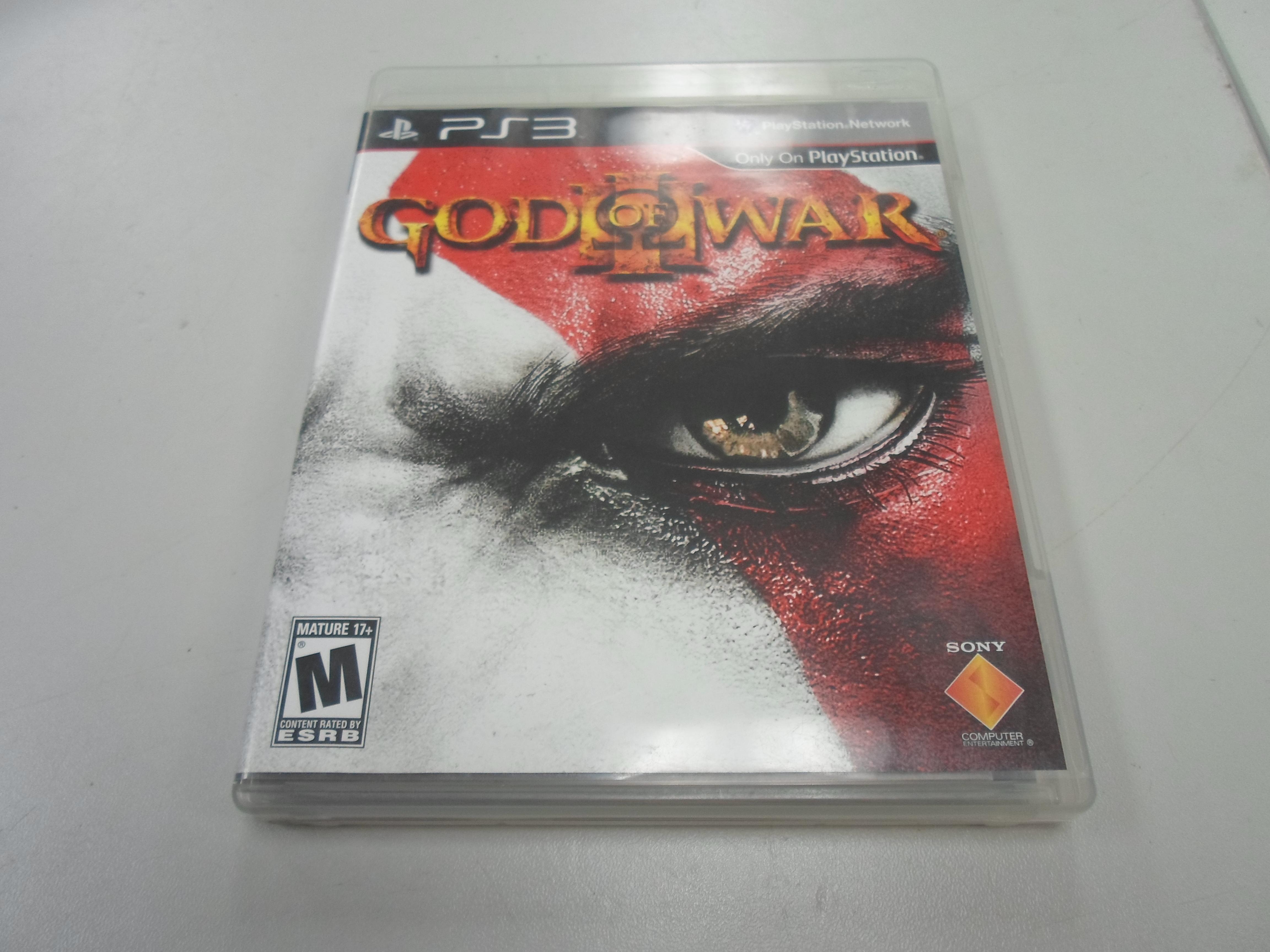 GOD OF WAR 3 - PLAYSTATION 3 GAME