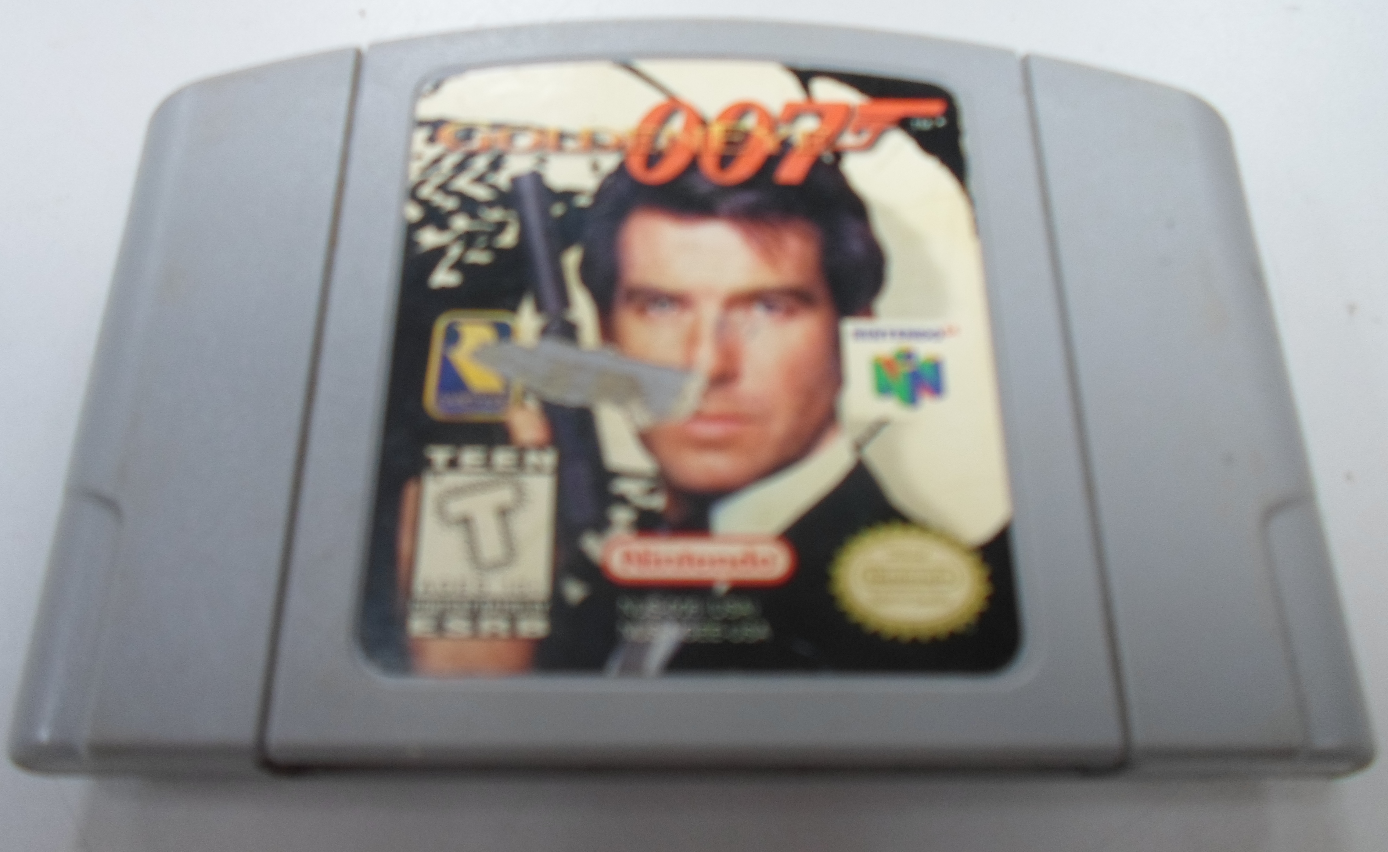 007 GOLDENEYE NOT TESTED AS IS FOR NINTENDO 64