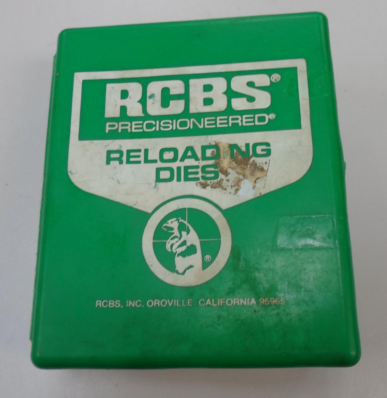 RCBS - 18506 - RELOADING DIES - 3 PC .44 MAG