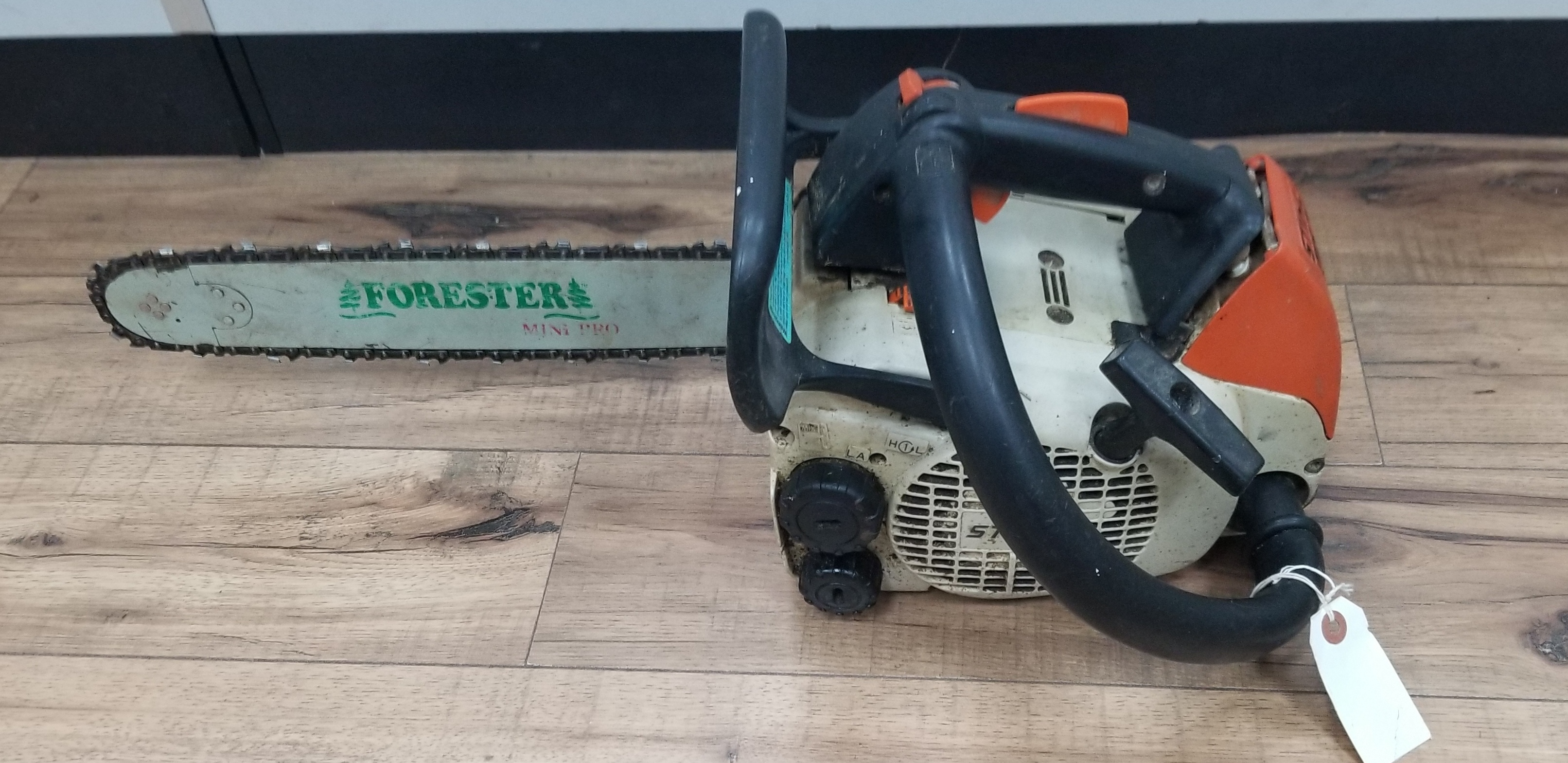 STIHL 019T TREE CLIMBING CHAINSAW
