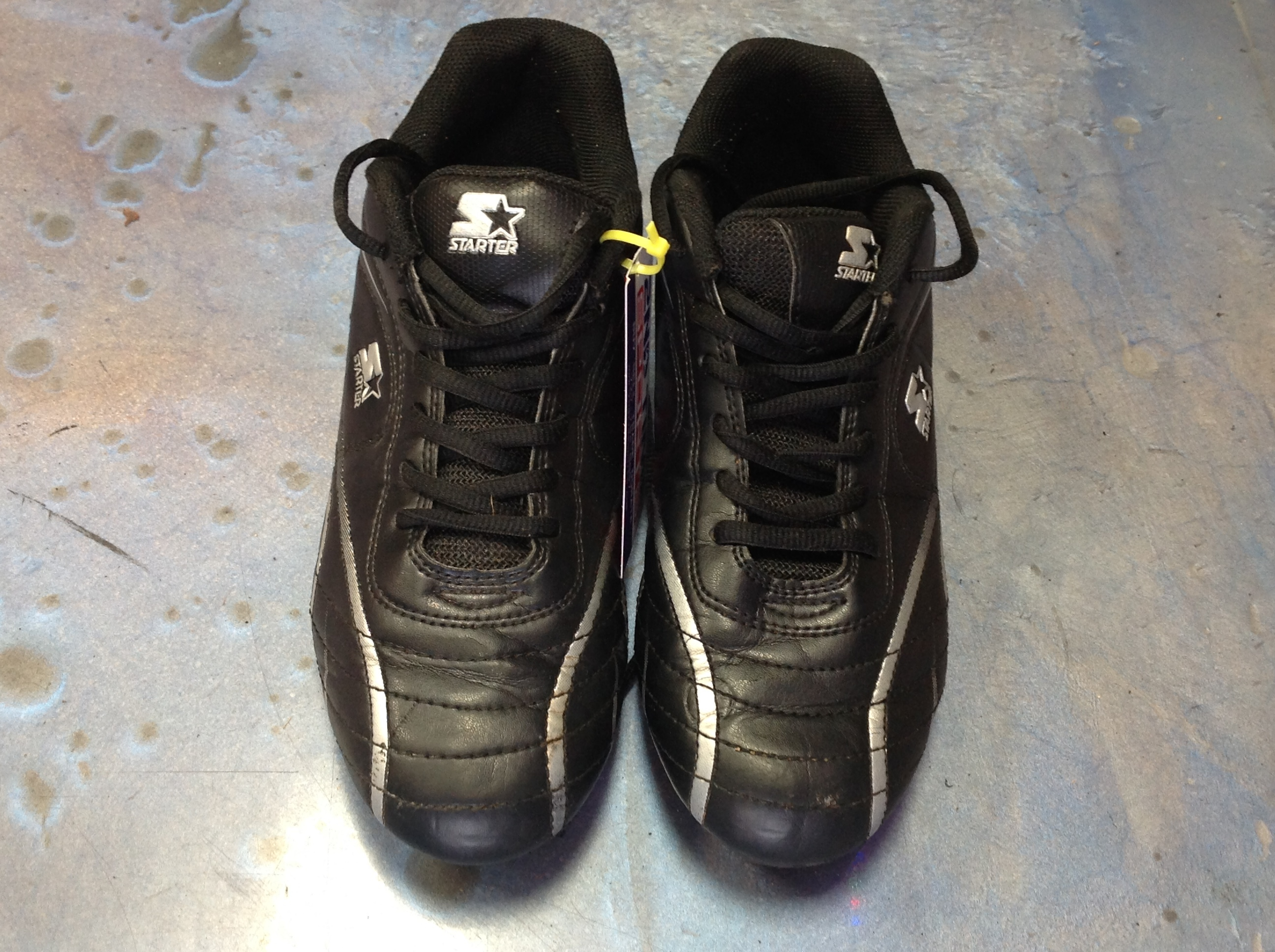 STARTER BASEBALL CLEATS YOUTH SIZE 5