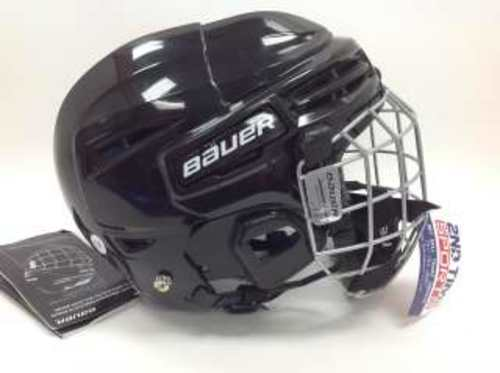 BAUER PRODIGY YTH HOCKEY HELMET NEW