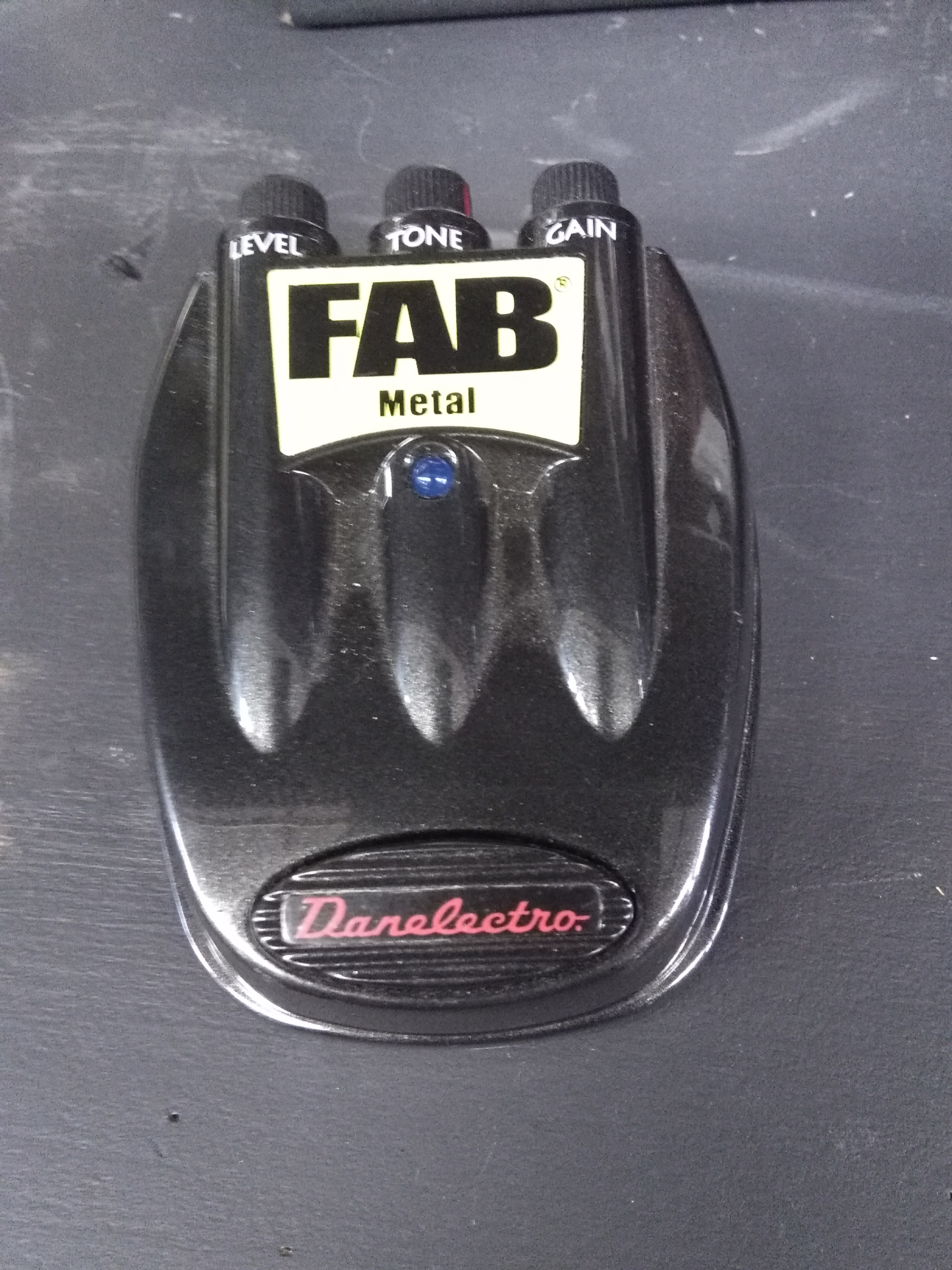 Danelectro FAB Metal Guitar Effects Pedal