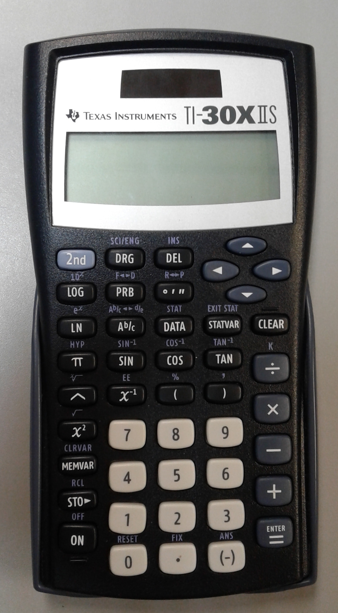 Texas Instruments TI-30XIIS - CALCULATOR