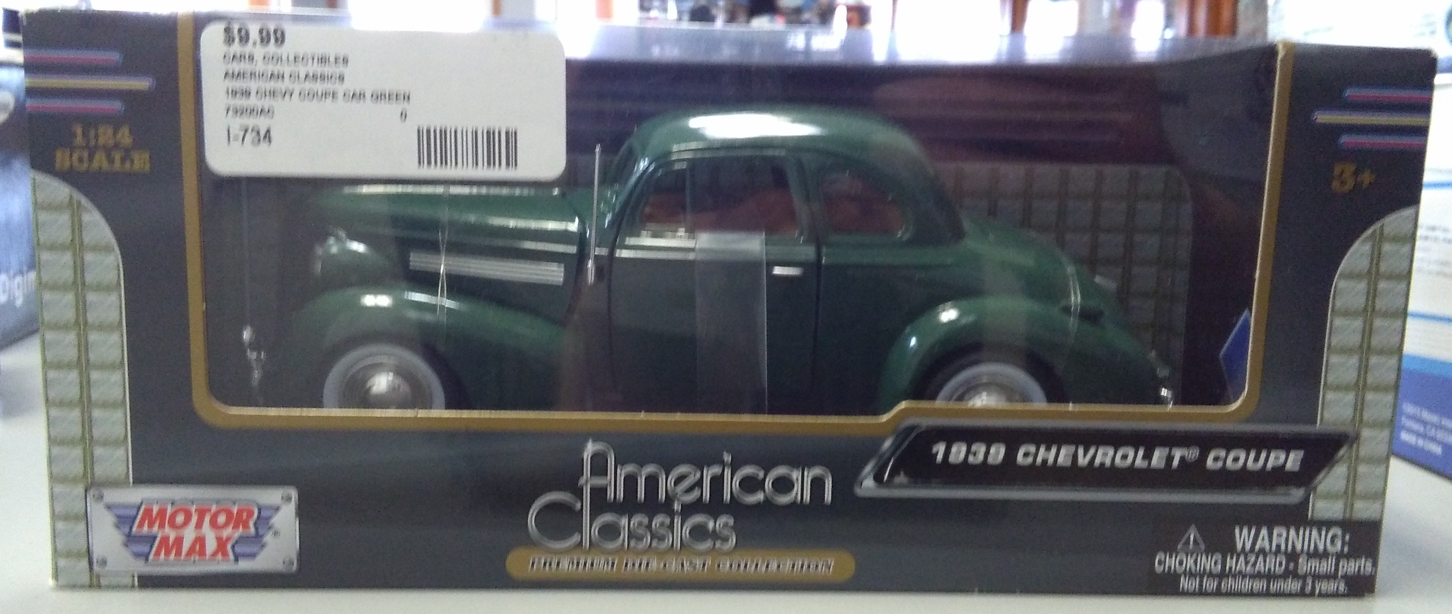 AMERICAN CLASSICS 1939 chevrolet coupe