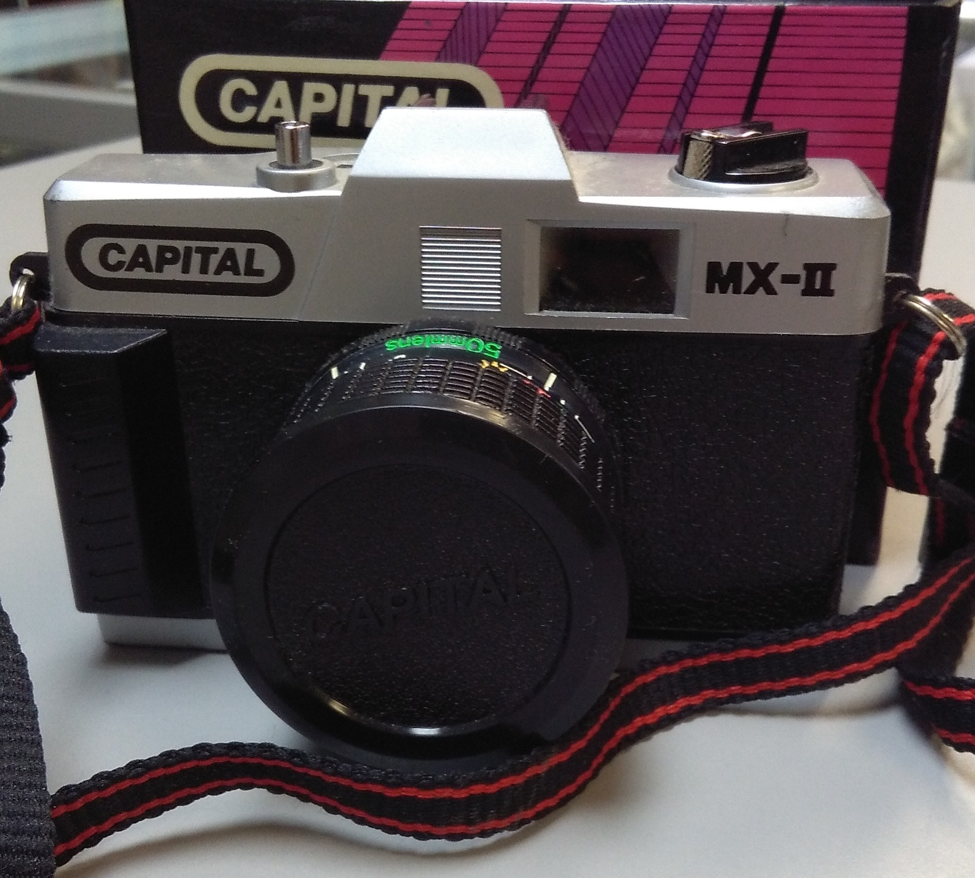 CAPITAL MX-II 35 MM CAMERA