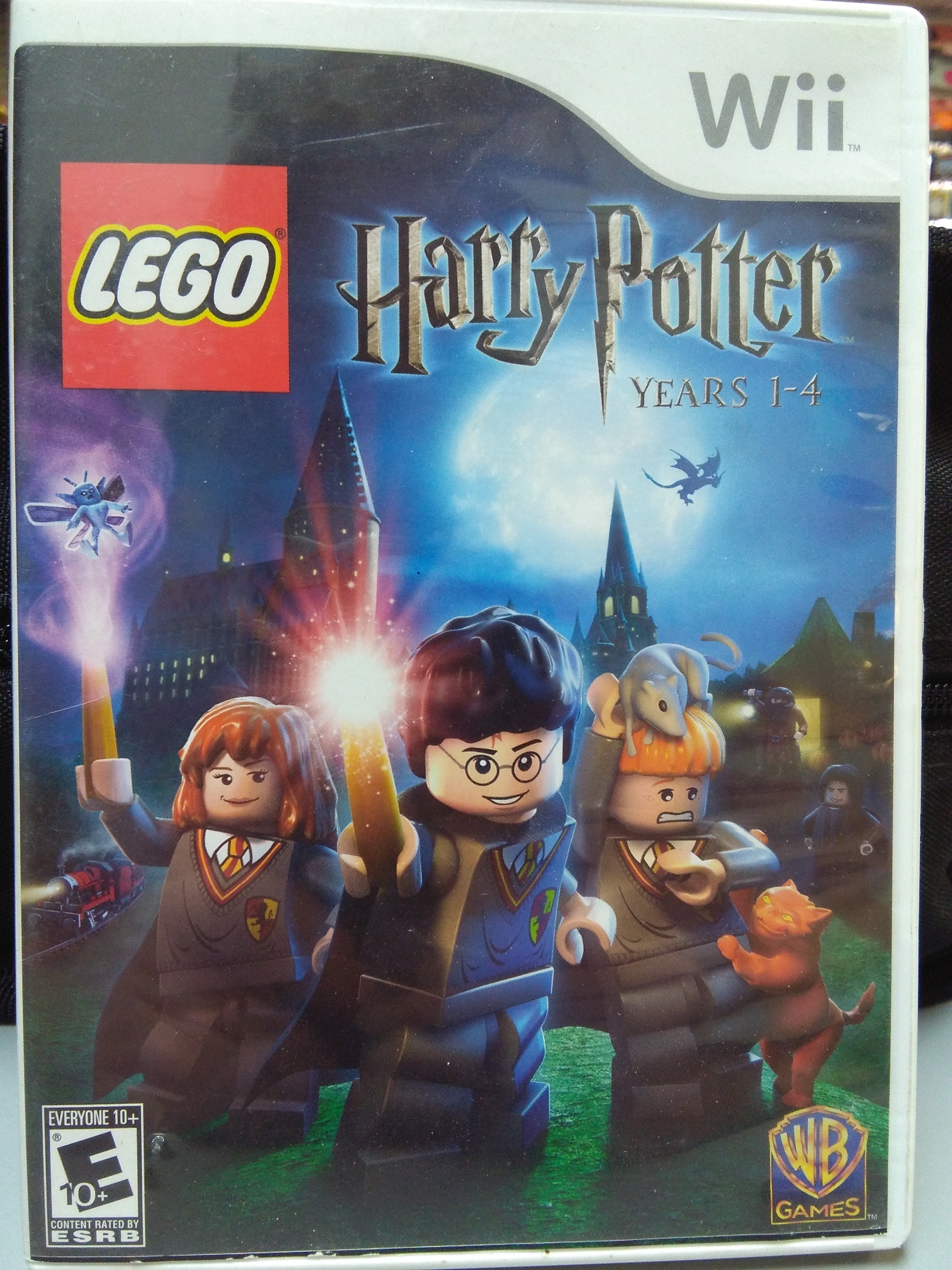 Lego Harry Potter Years 1-4 WII GAME