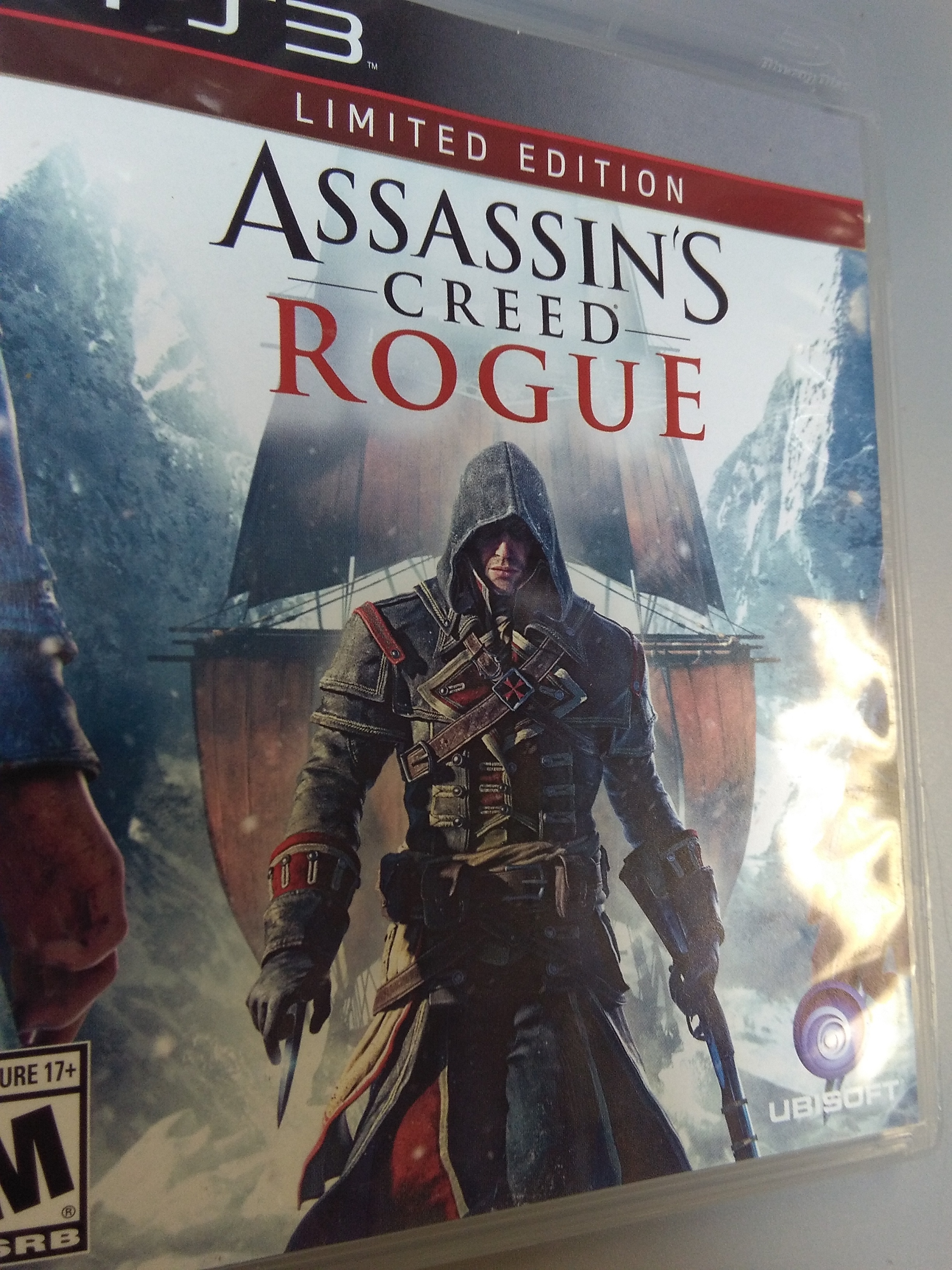 Assassin's Creed Rogue PS 3 GAME