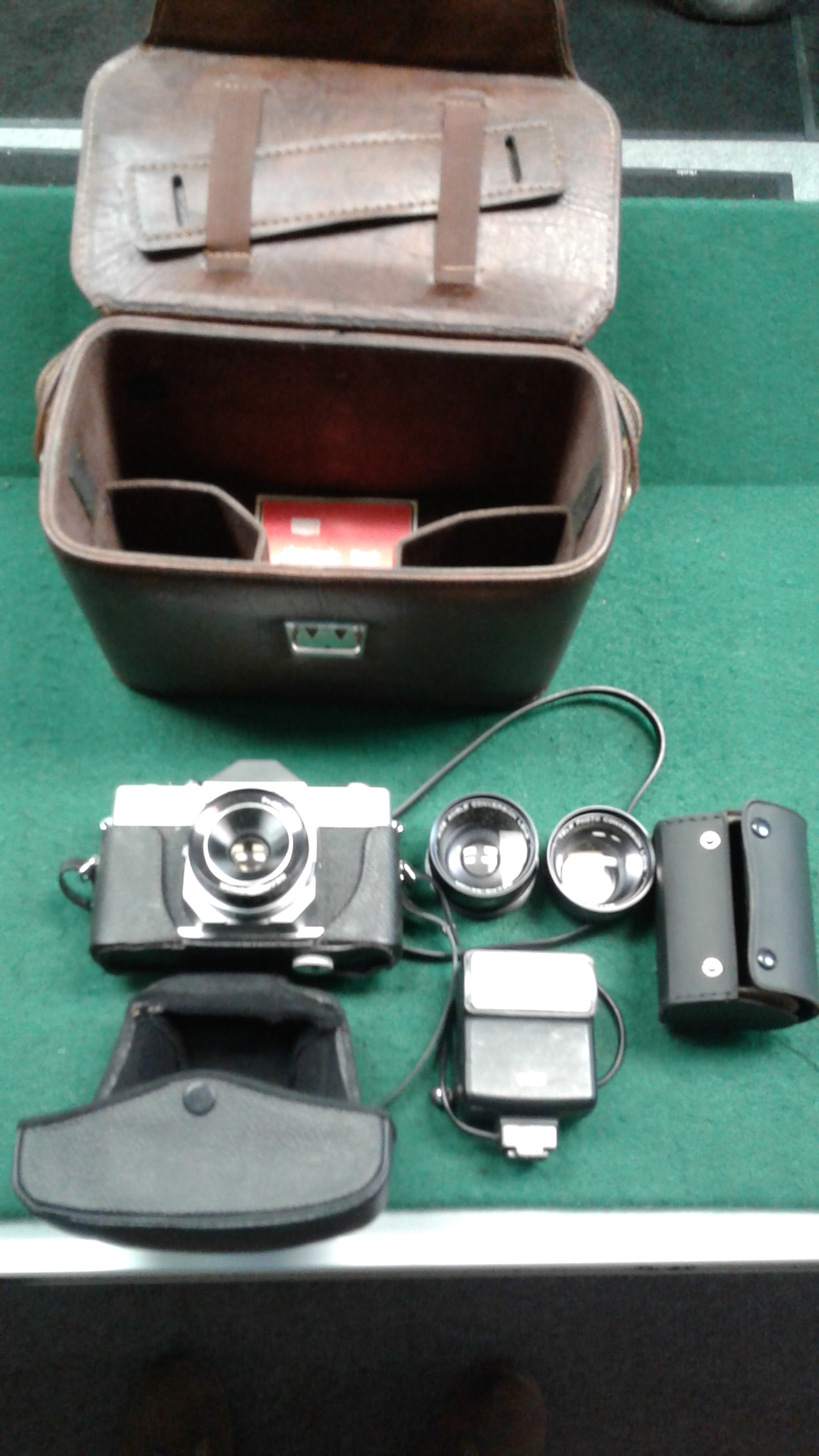 SEARS/SEKOR TLS AUTO VINTAGE 500 CAMERA