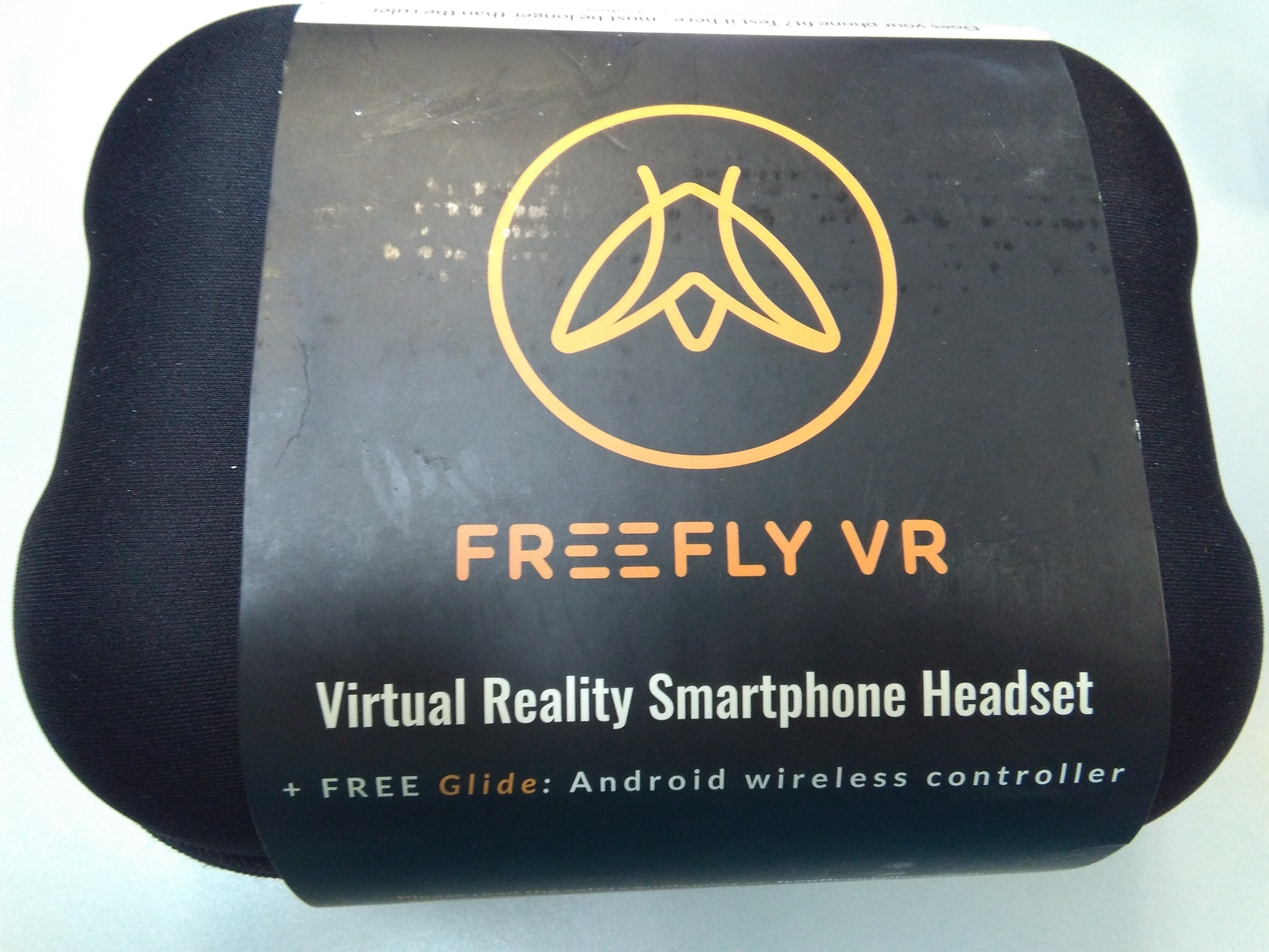 Freefly Glide Combo VR Headset