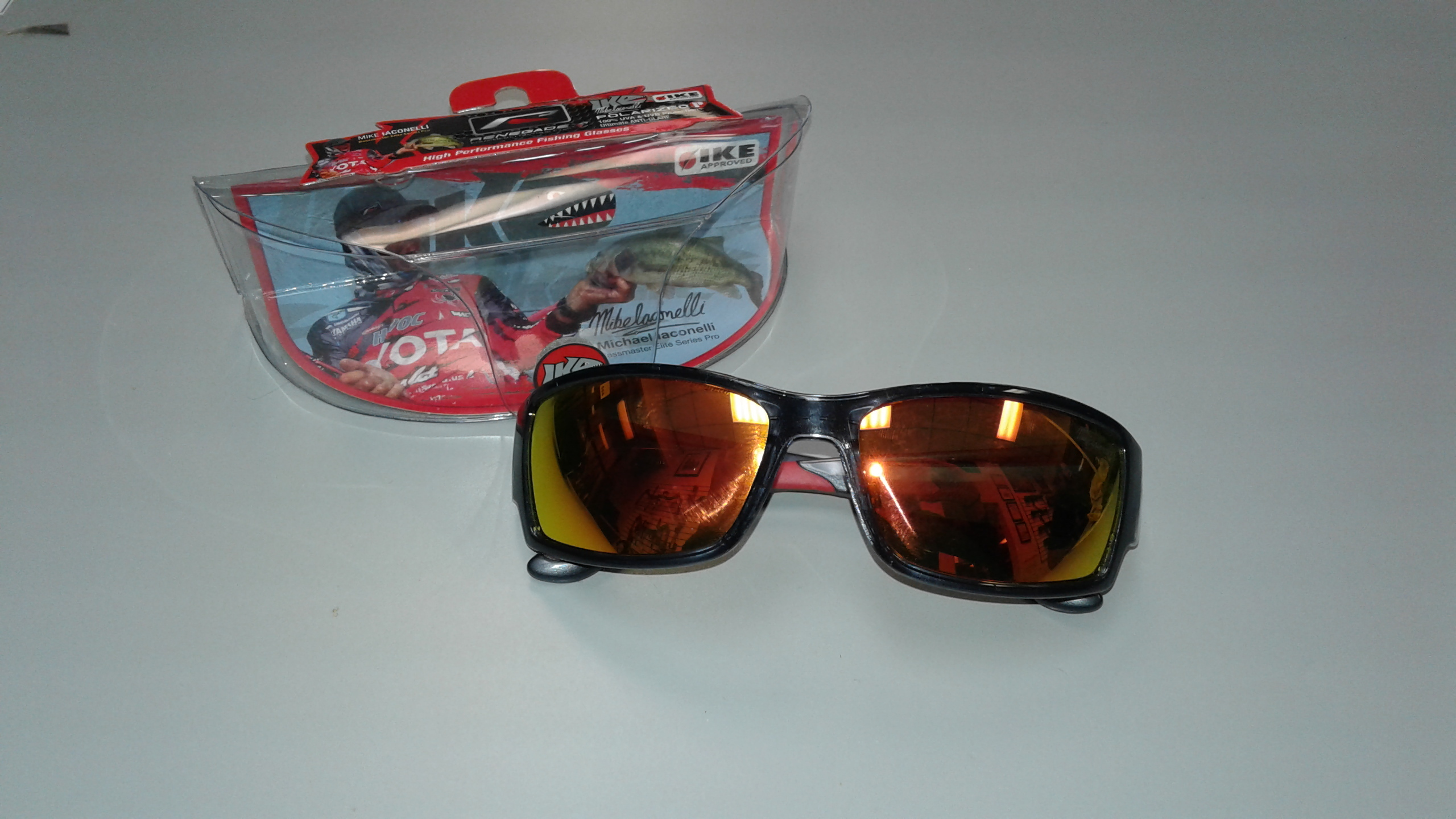 Renegade High Performance Fishing Glasses