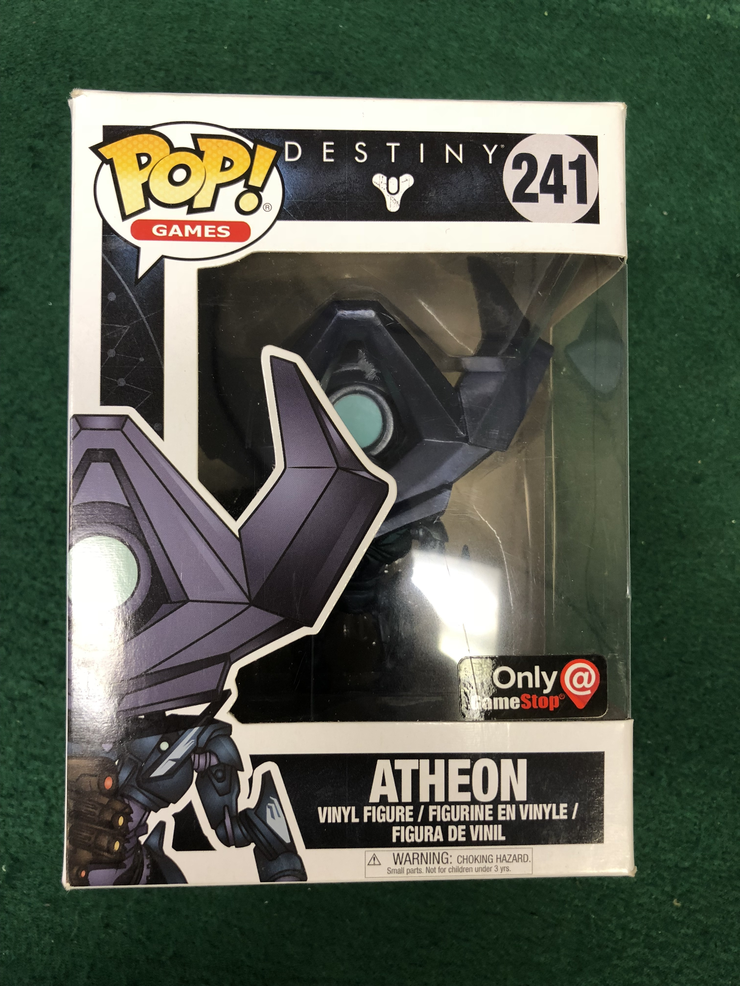 POP! DESTINY 241 - ATHEON VINYL FIGURE