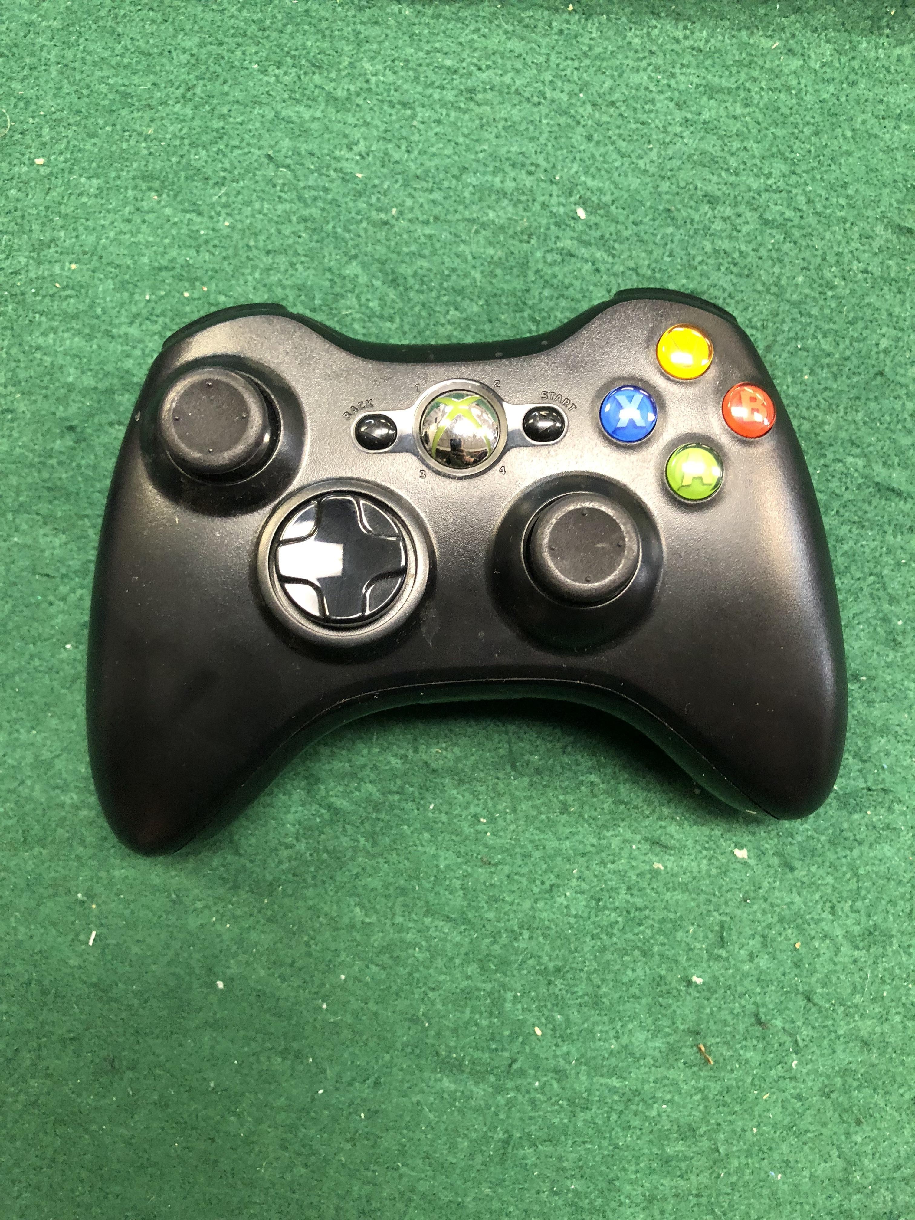 XBOX 360 CONTROLLER GAMES