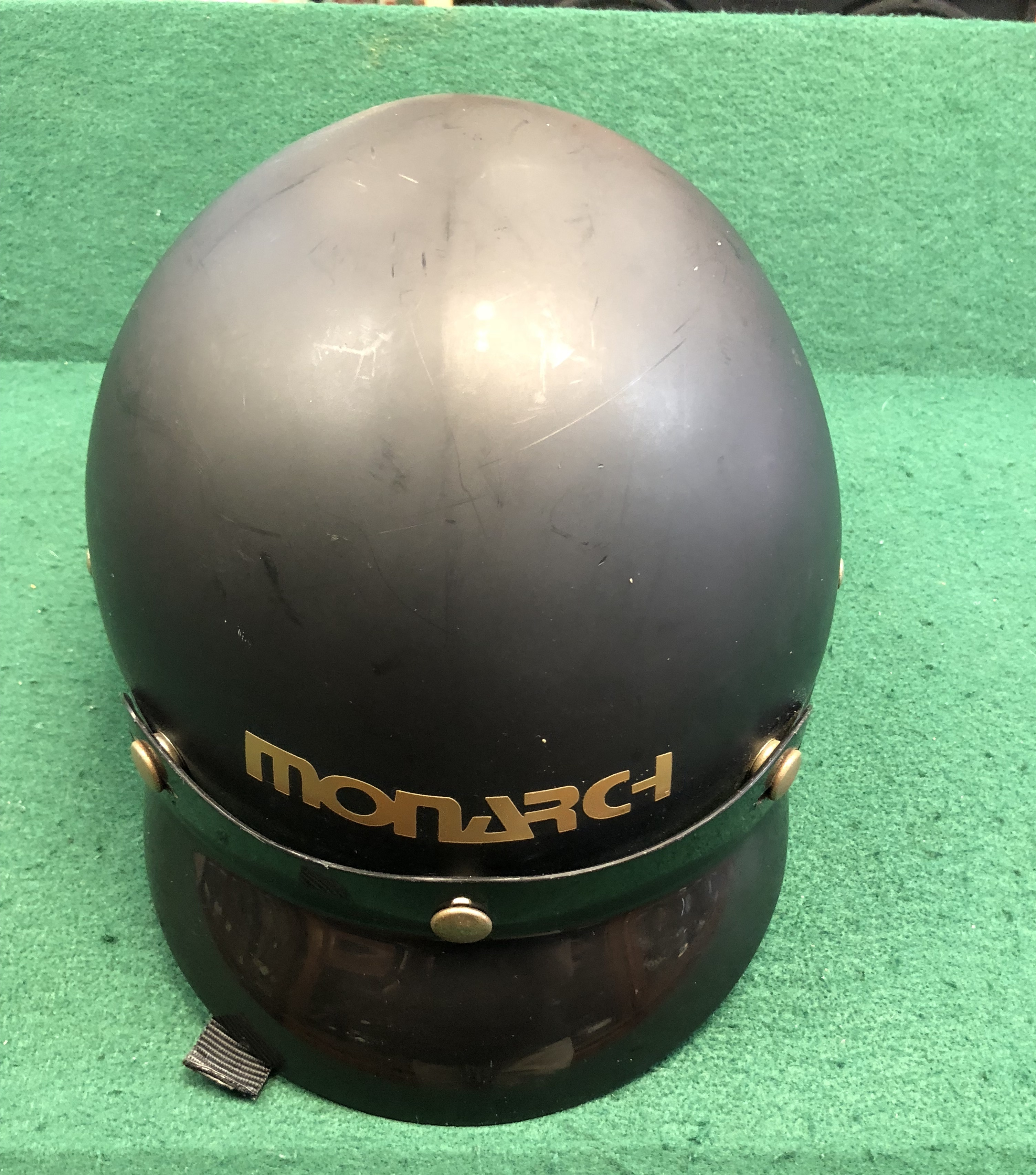 Monarch Half Helmet