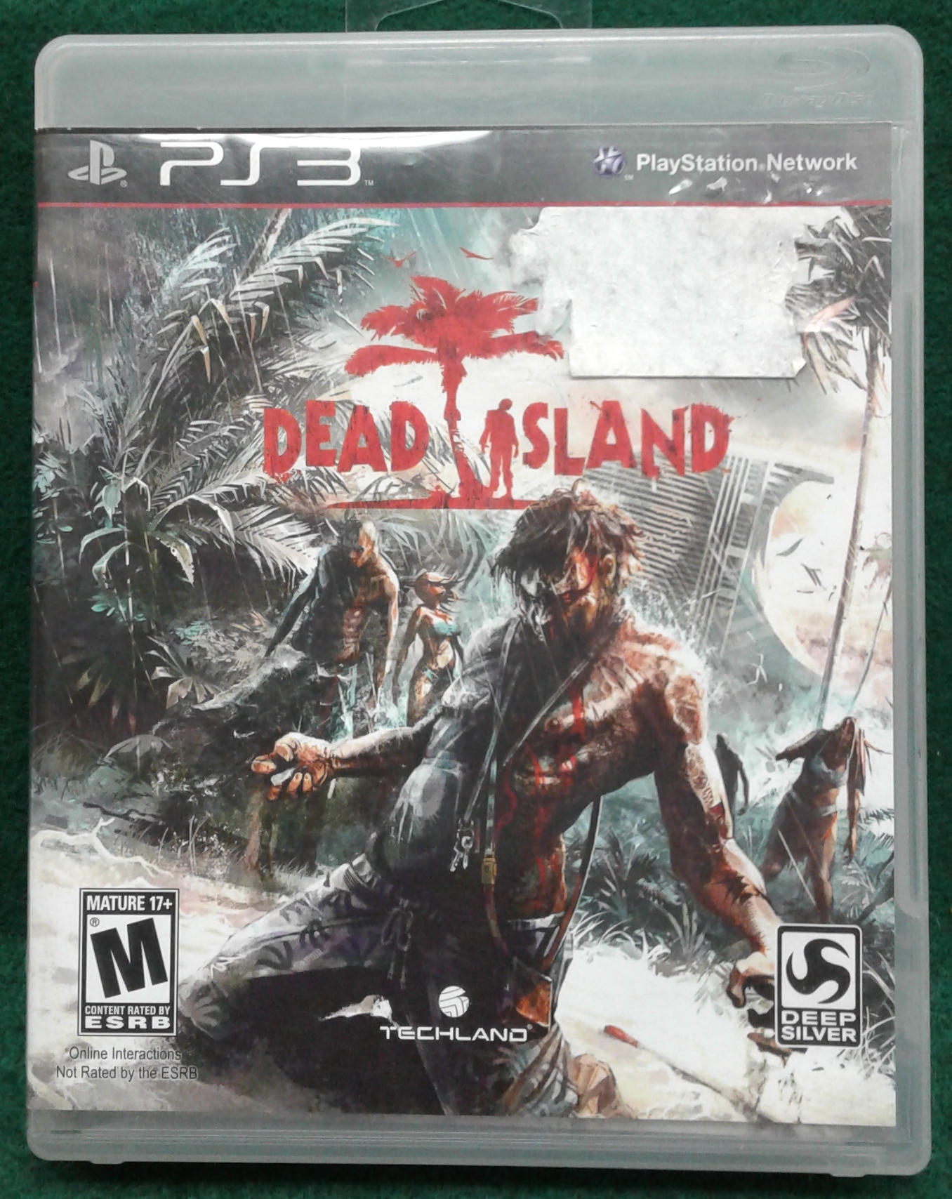 DEAD ISLAND - PS3 GAME