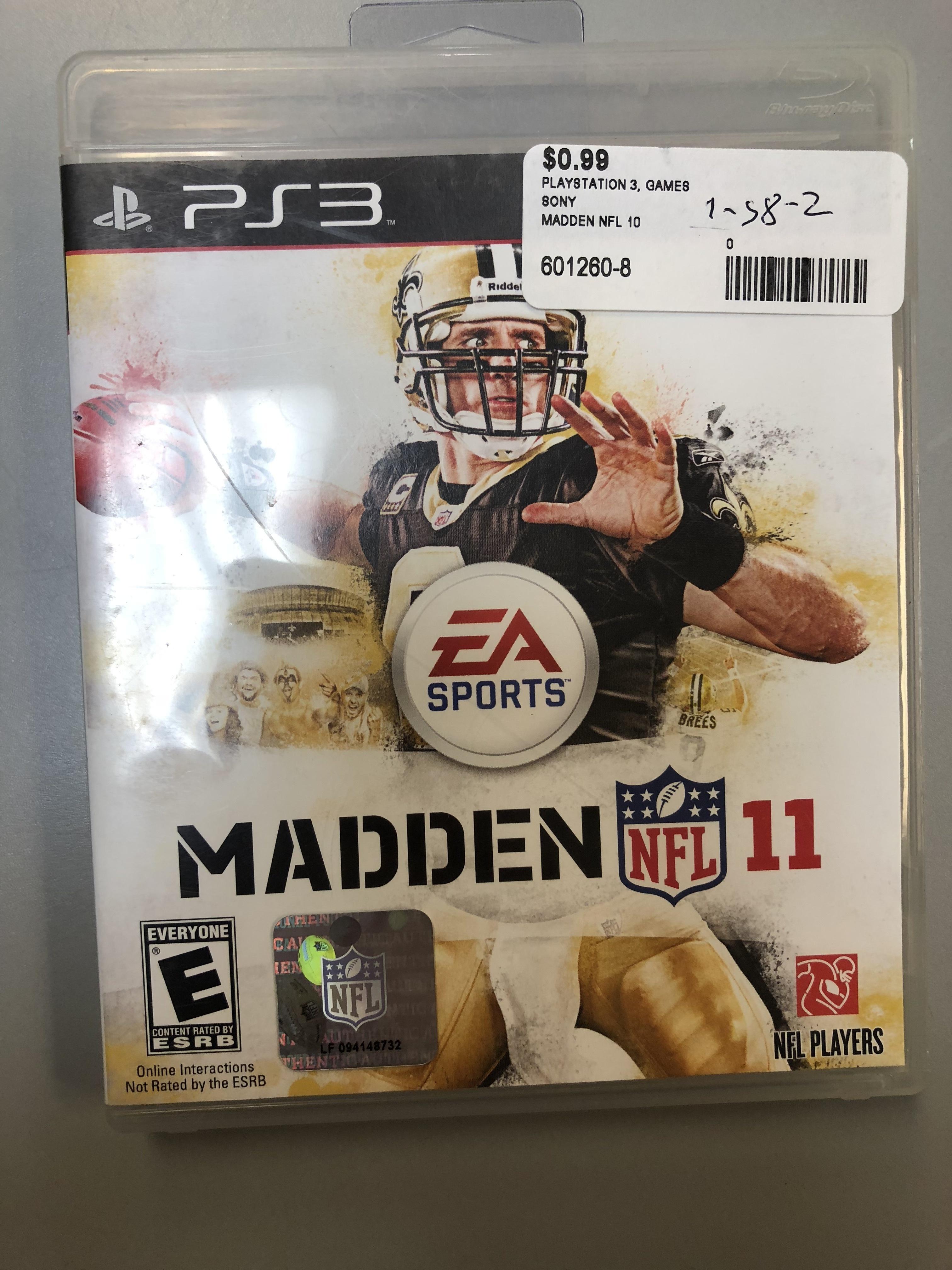 MADENN NFL 10