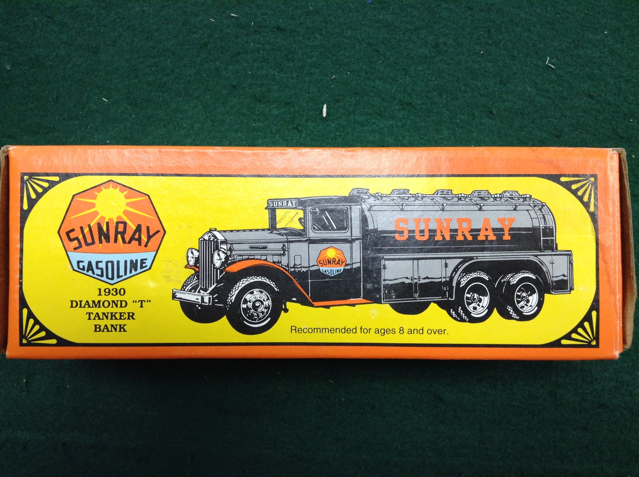 SNAP ON 1920 FORD RUNABOUT BANK