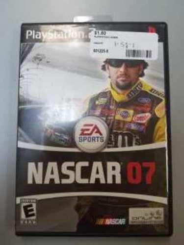 NASCAR 07 PS2