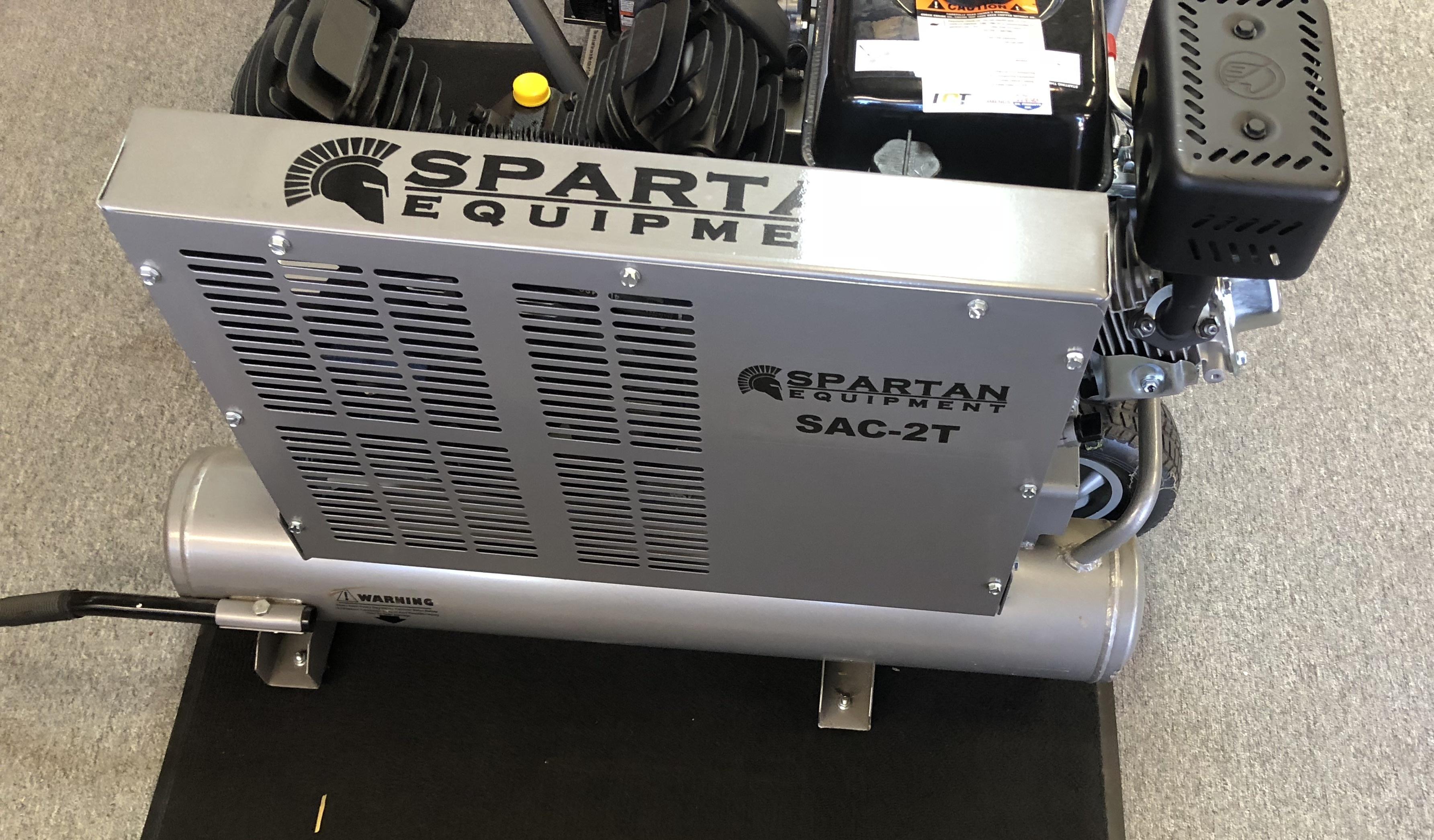 SPARTAN - SAC-2T - AIR COMPRESSOR TOOLS
