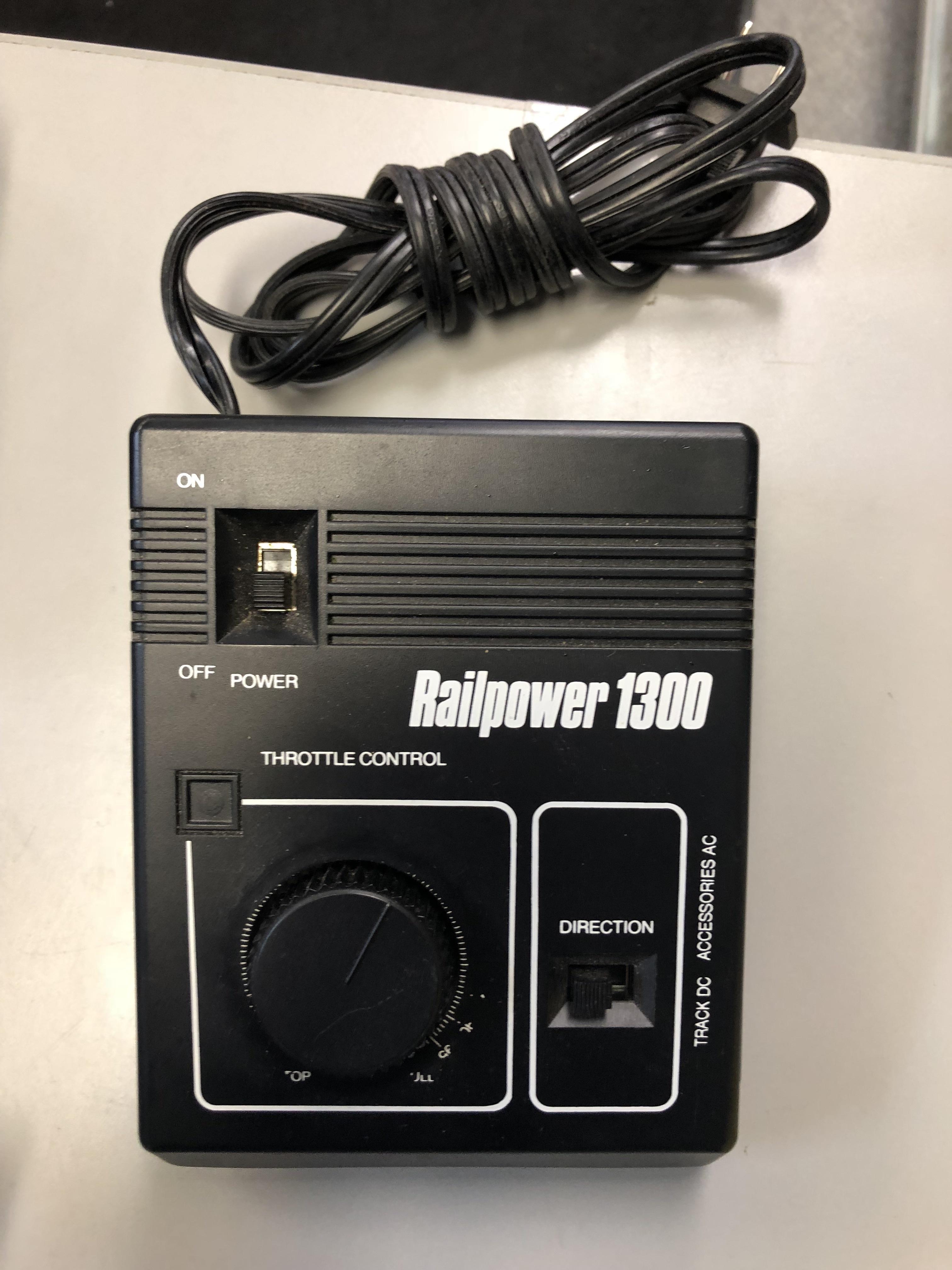 Railpower 1300