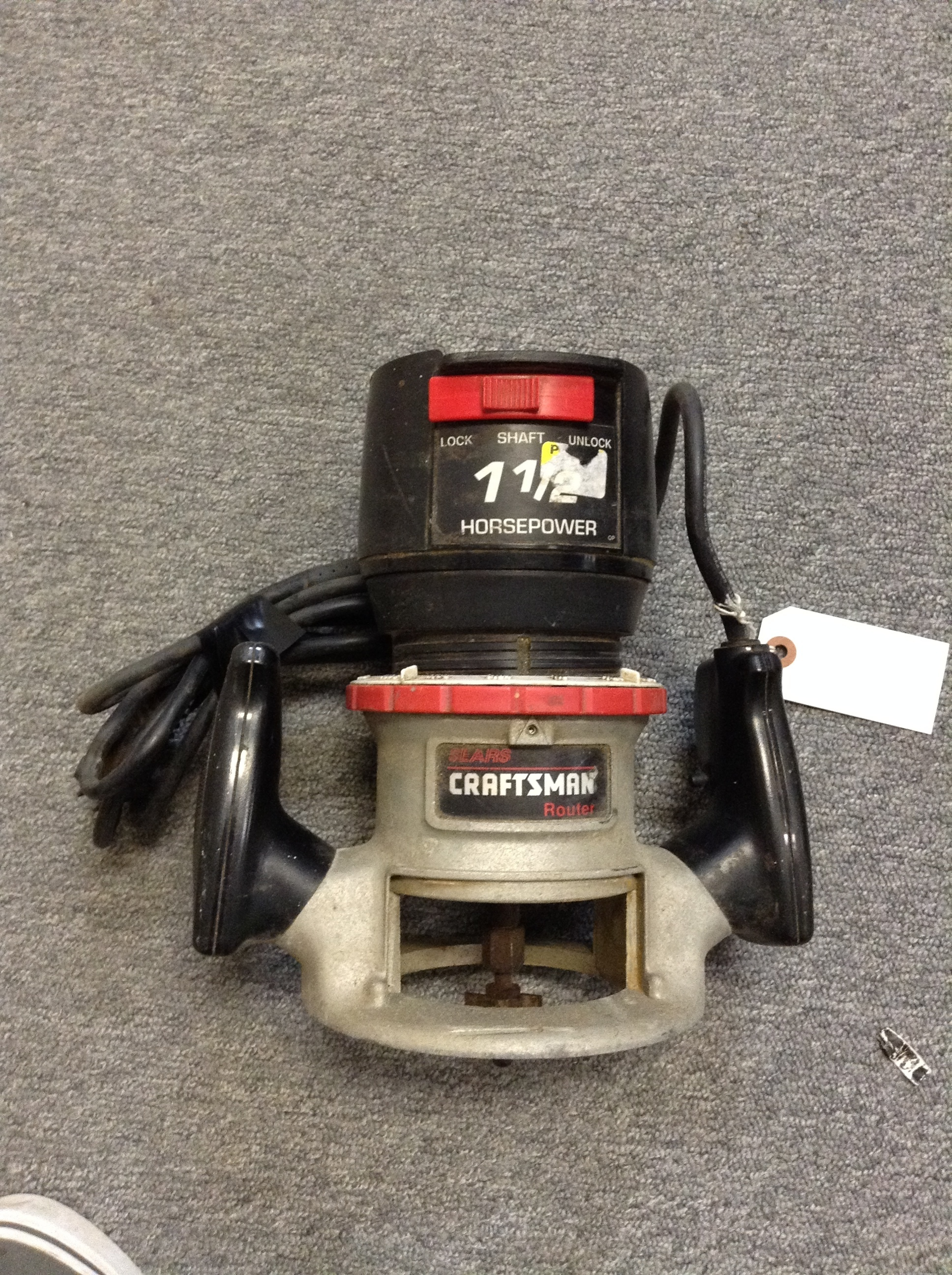 CRAFTSMAN - 315.174921 - ROUTER TOOLS