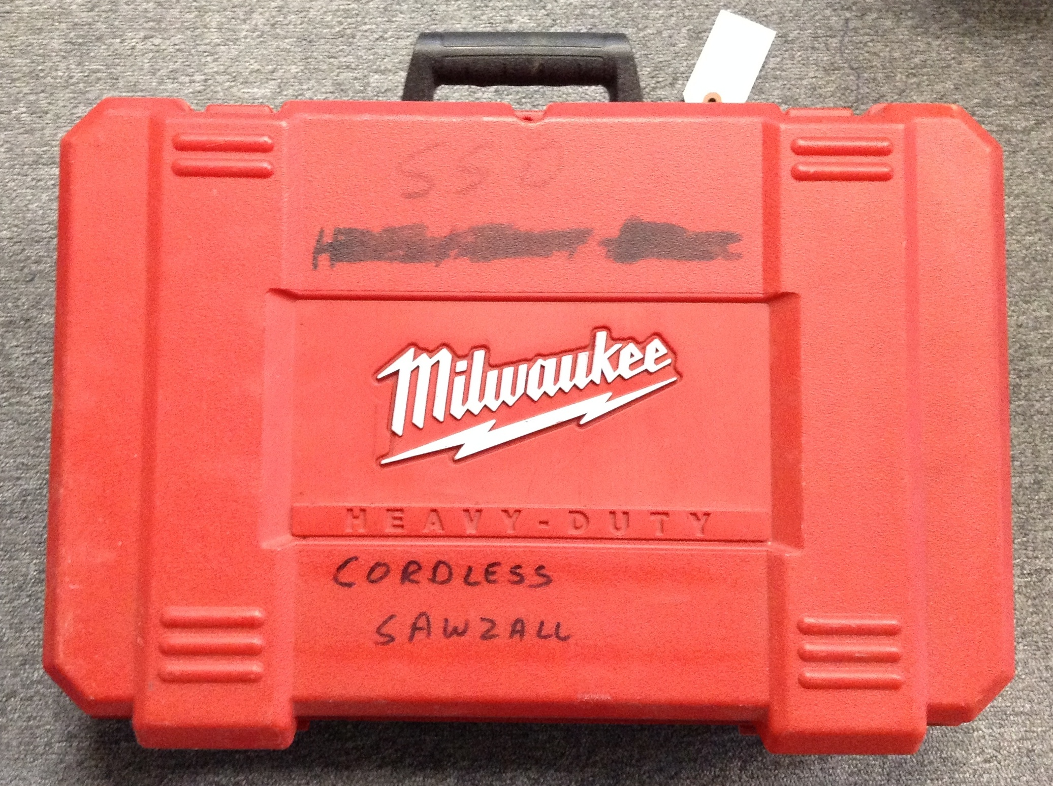 MILWAUKEE RECIPROCATING SAW TOOLS