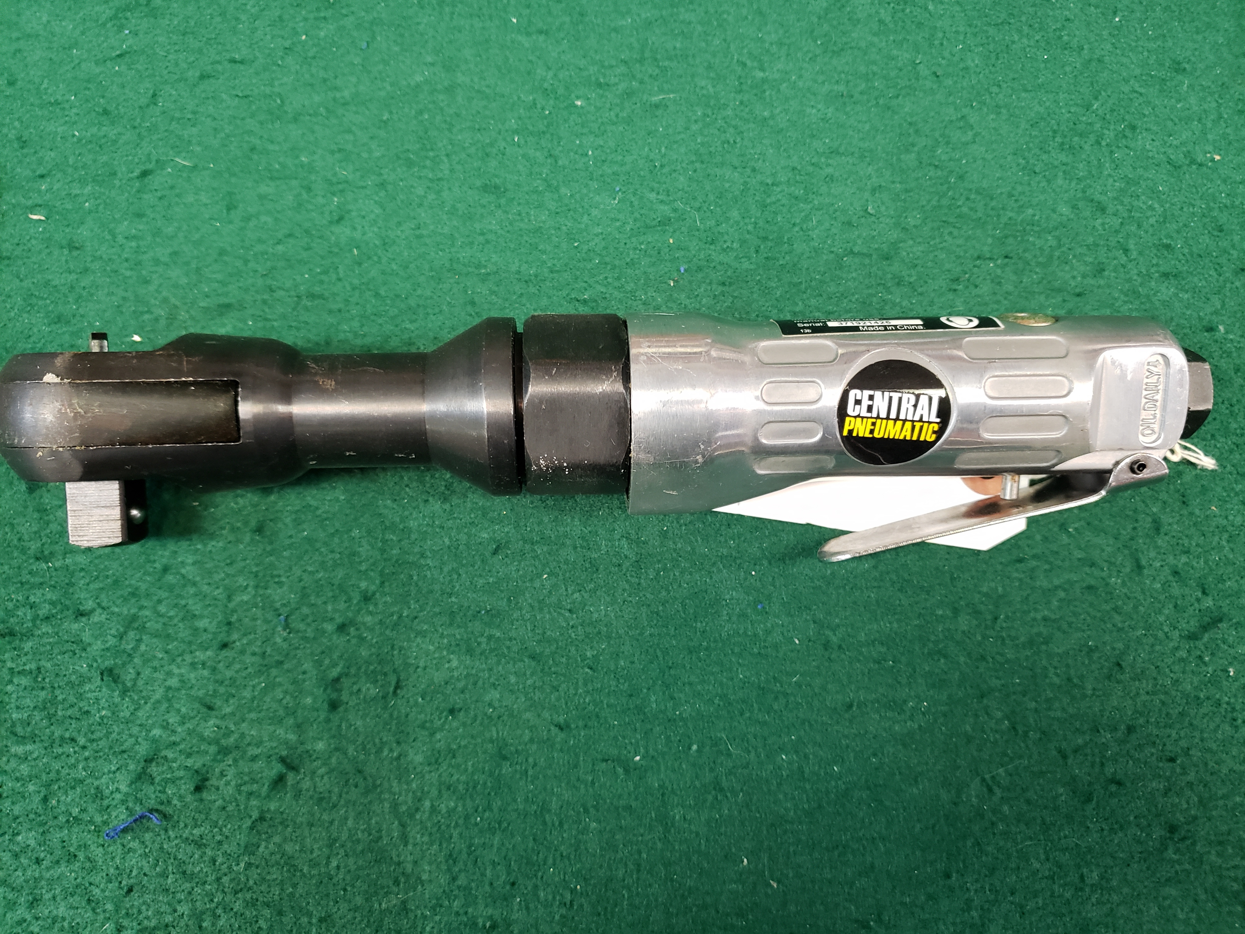 CENTRAL PNEUMATIC - 60630 - AIR - RATCHET TOOLS-INDUSTRIAL