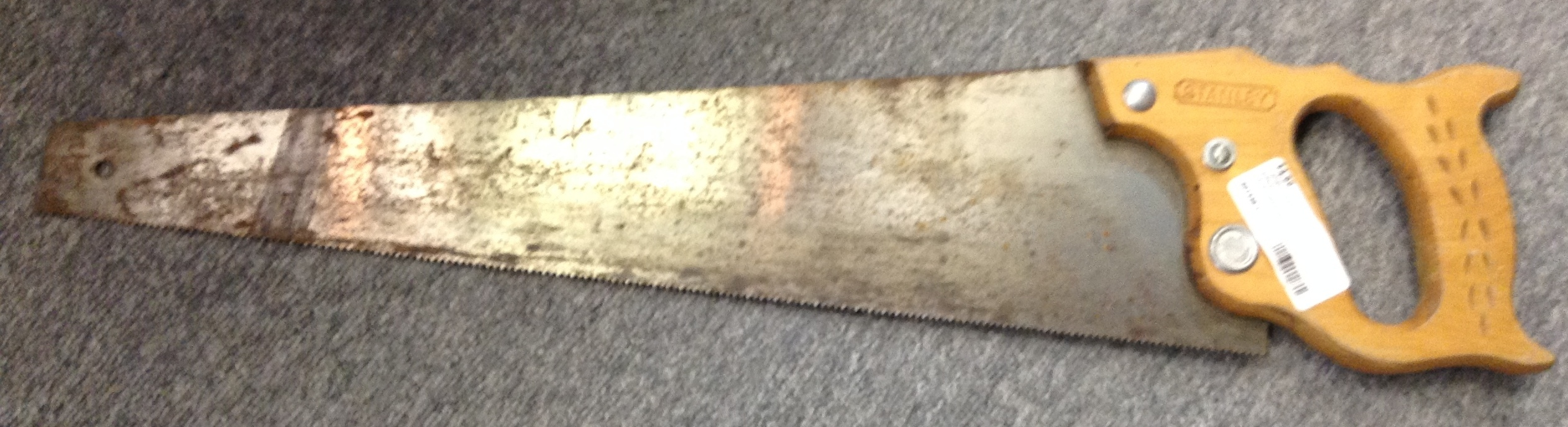STANLEY HAND SAW