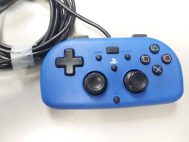 SONY PS3 BLUE CONTROLLER