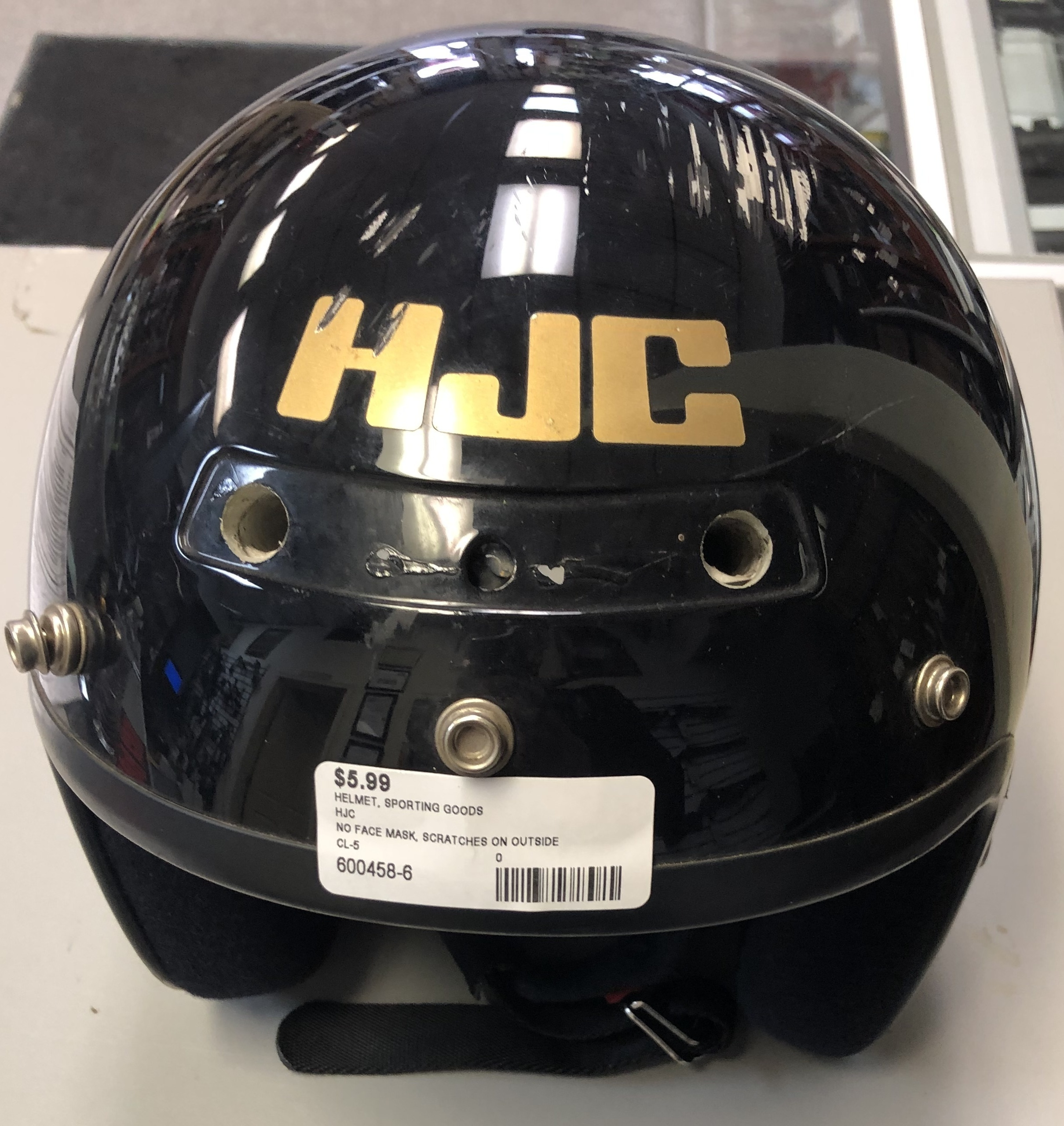 HJC - CL-5 - HELMET SPORTING GOODS