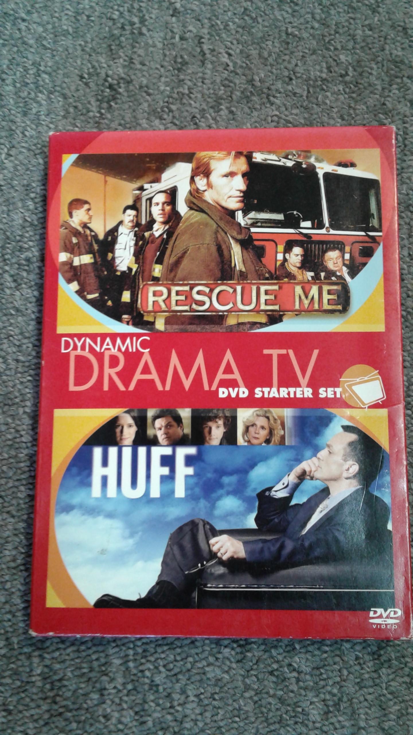 RESCUE ME DYNAMIC DRAMA TV DVD SET