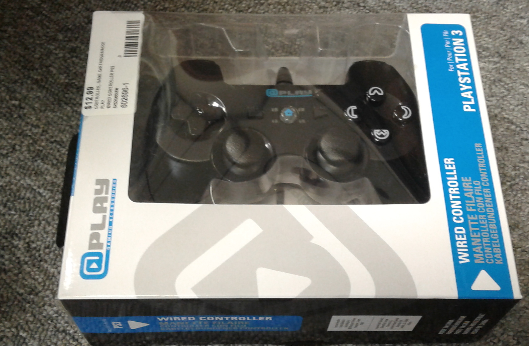 @PLAY PS3 CONTROLLER