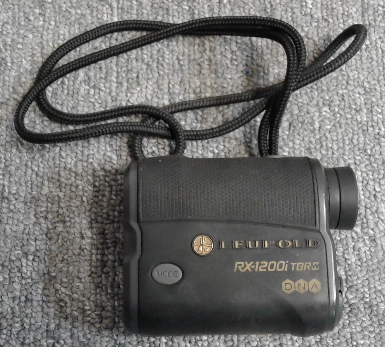LEUPOLD RX-1200i RANGE FINDER