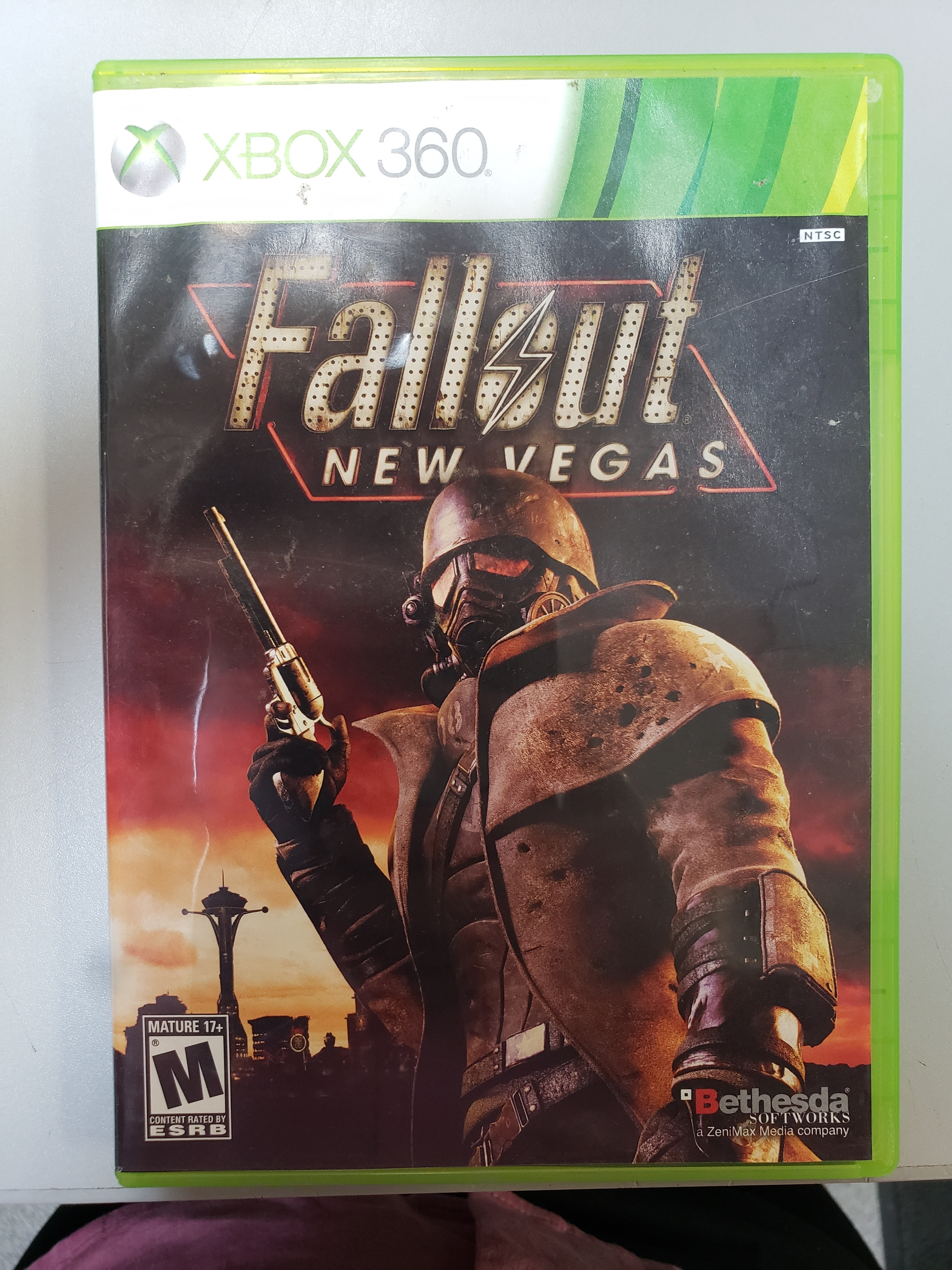 FALLOUT NEW VEGAS - XBOX 360 GAME