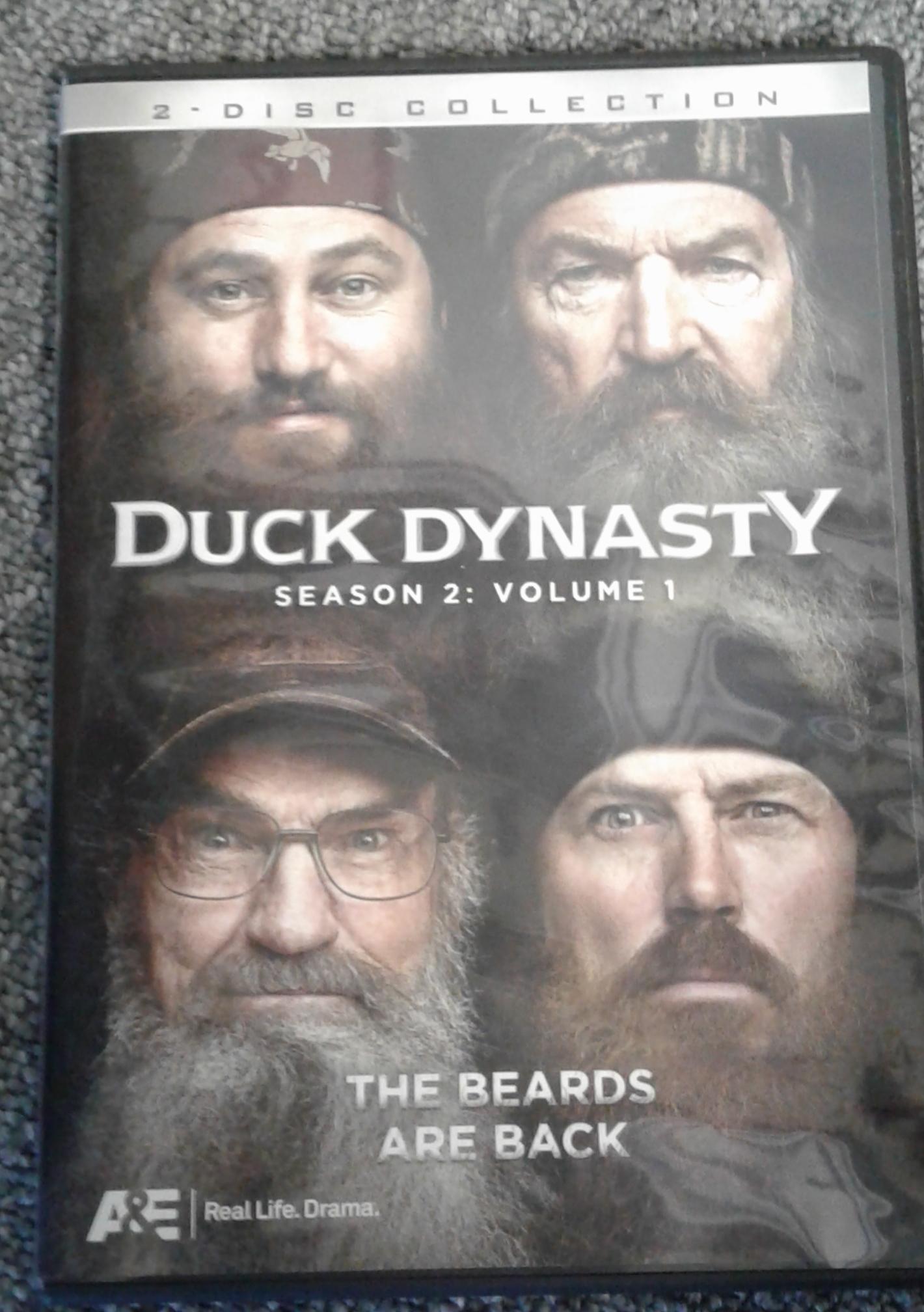DUCK DYNASTY SEASON 2: VOLUME 1