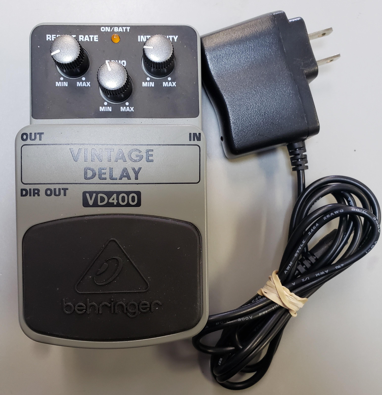 BEHRINGER - VD400 - EFFECTS PEDAL