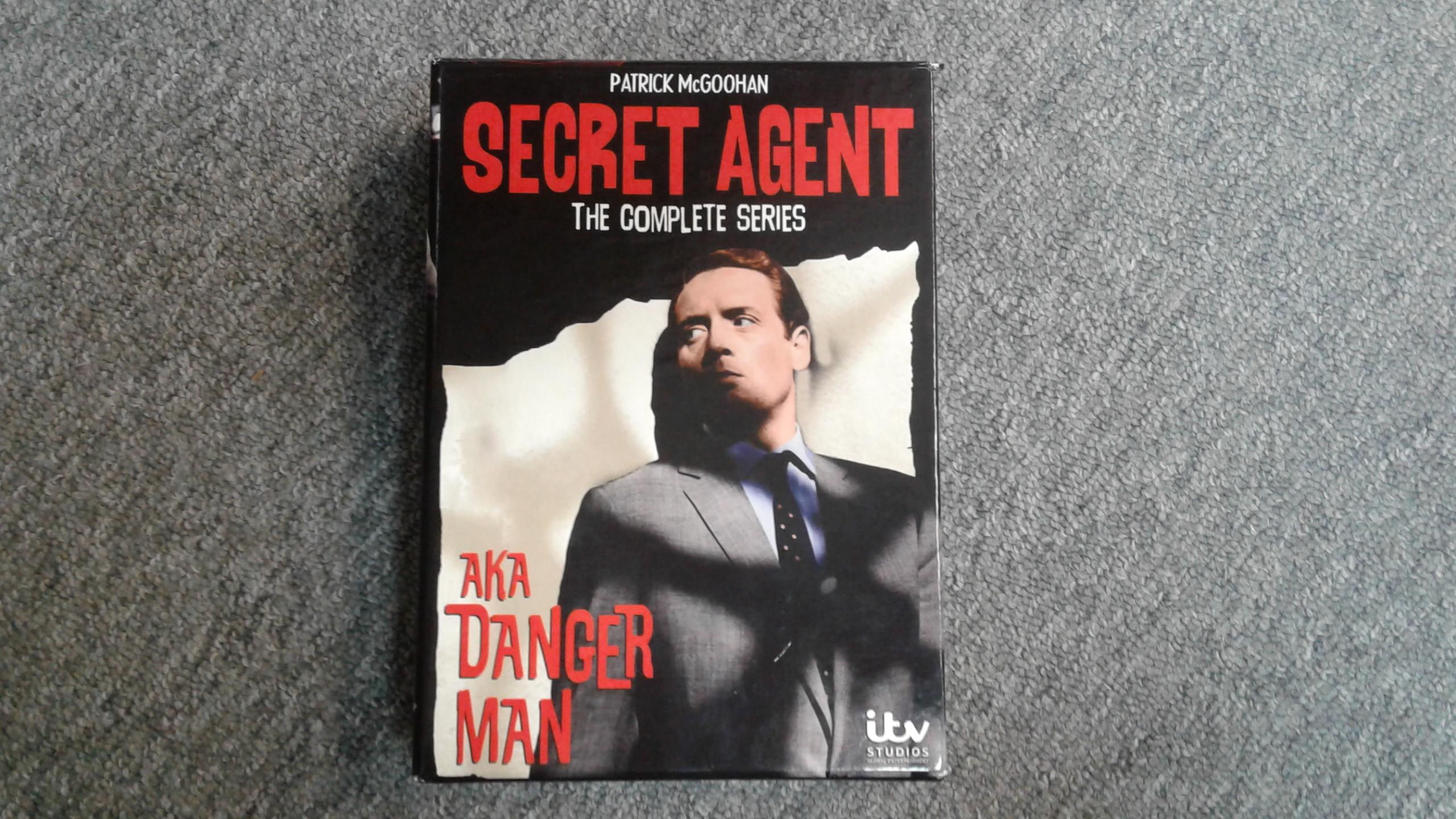 Secret Agent - complete series - Volume one - Volume Two -  Volume Three