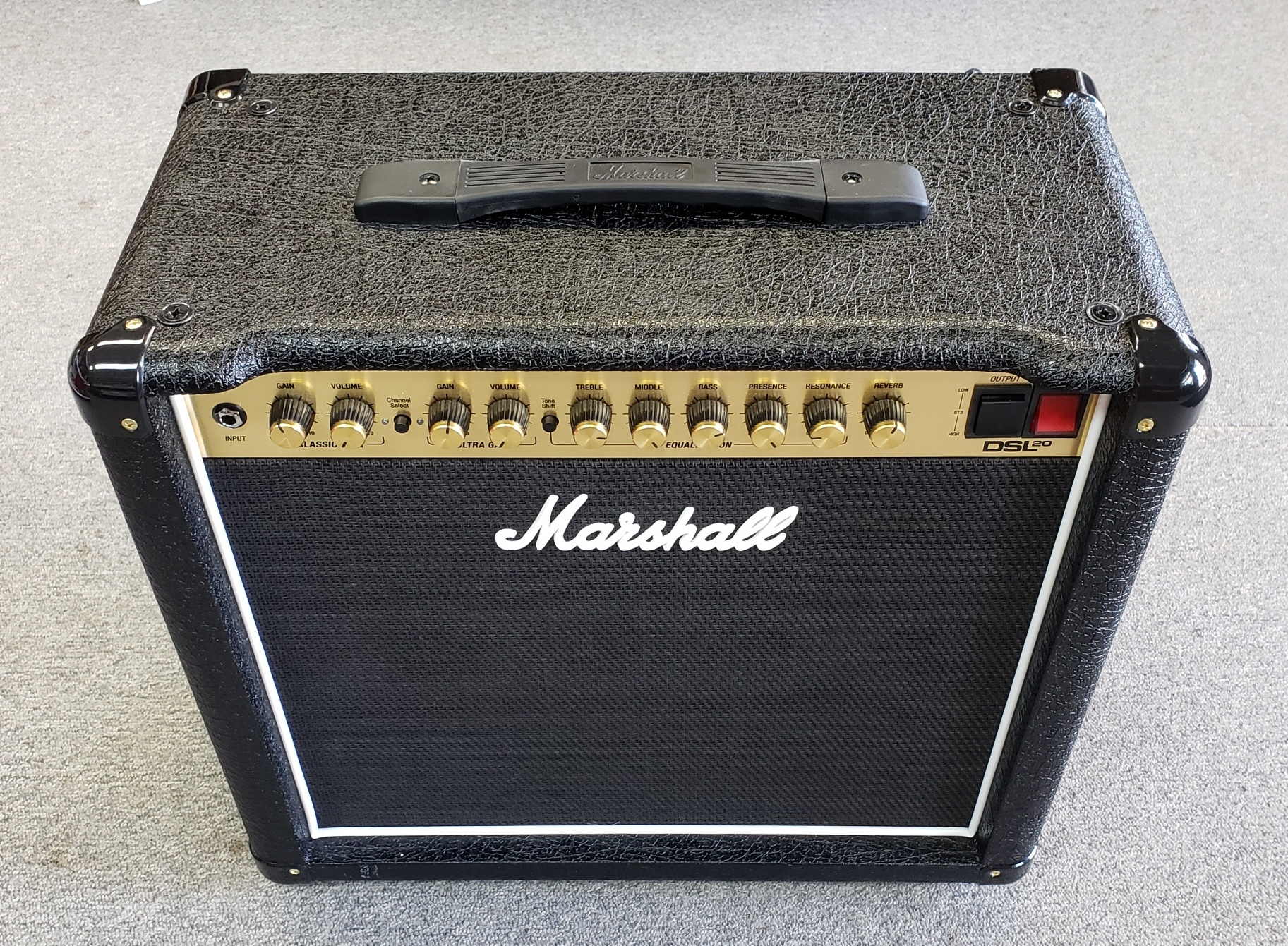 MARSHALL - DSL20CR - AMP