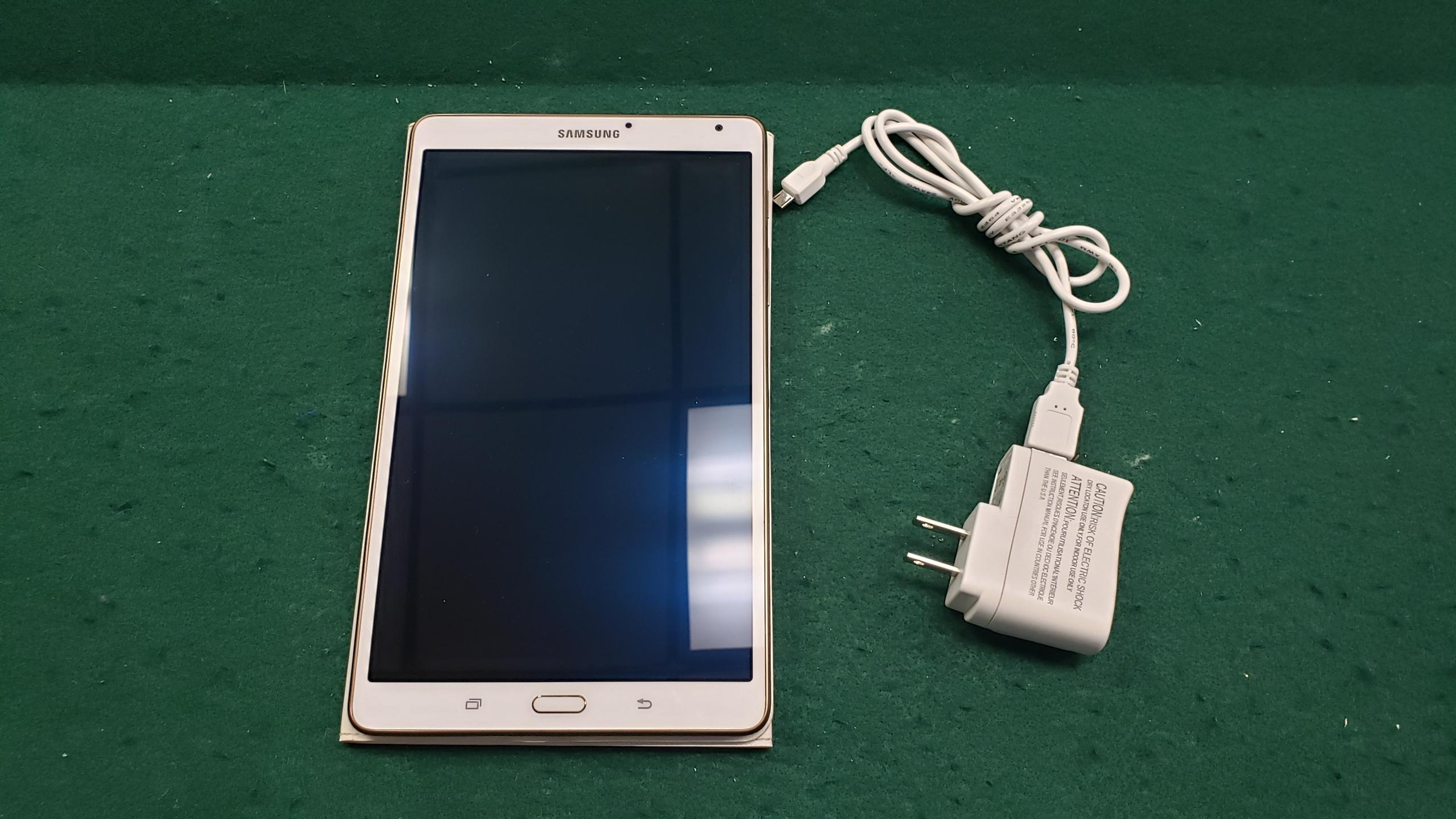 SAMSUNG - SMT-1700 - GALAXY TAB S - TABLET