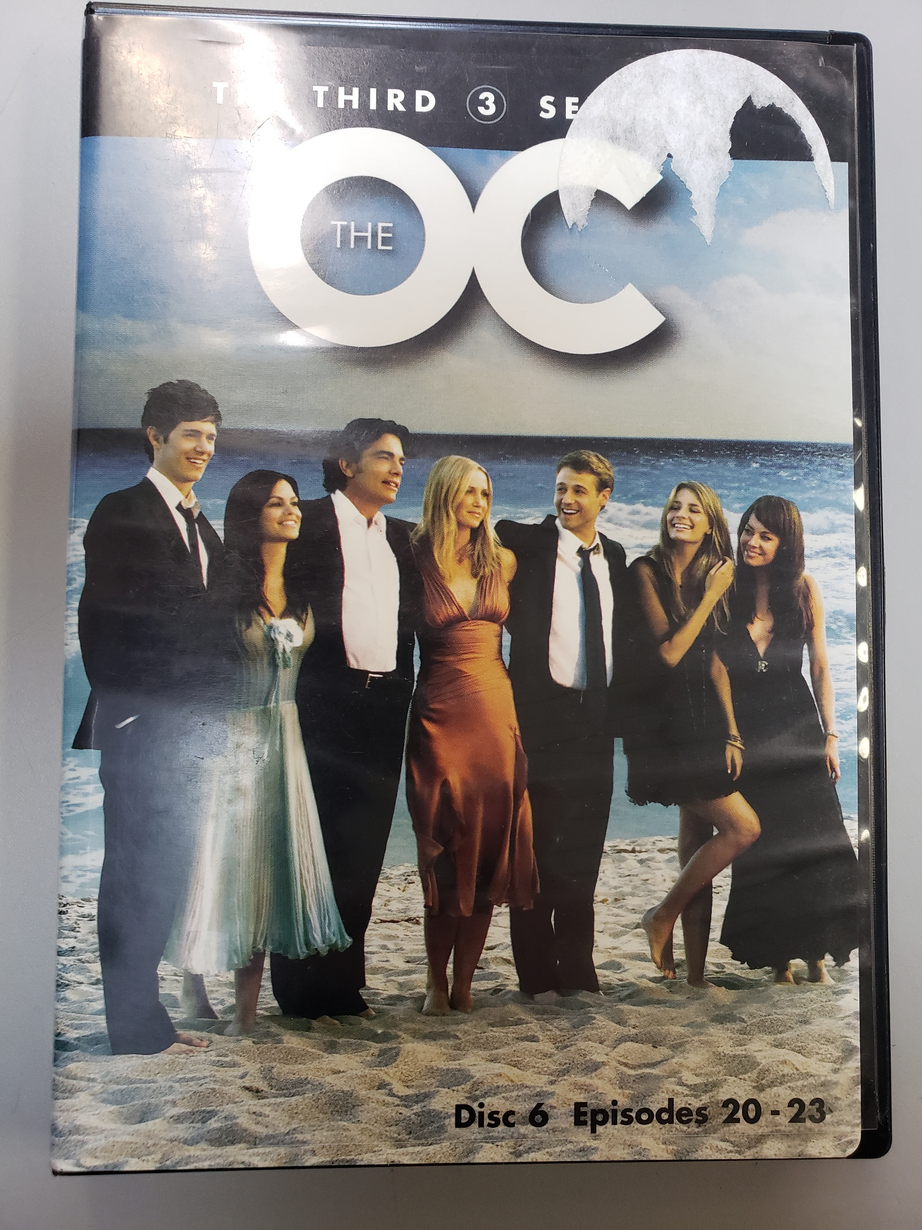 THE OC: SEASON THREE DVD BOX SET
