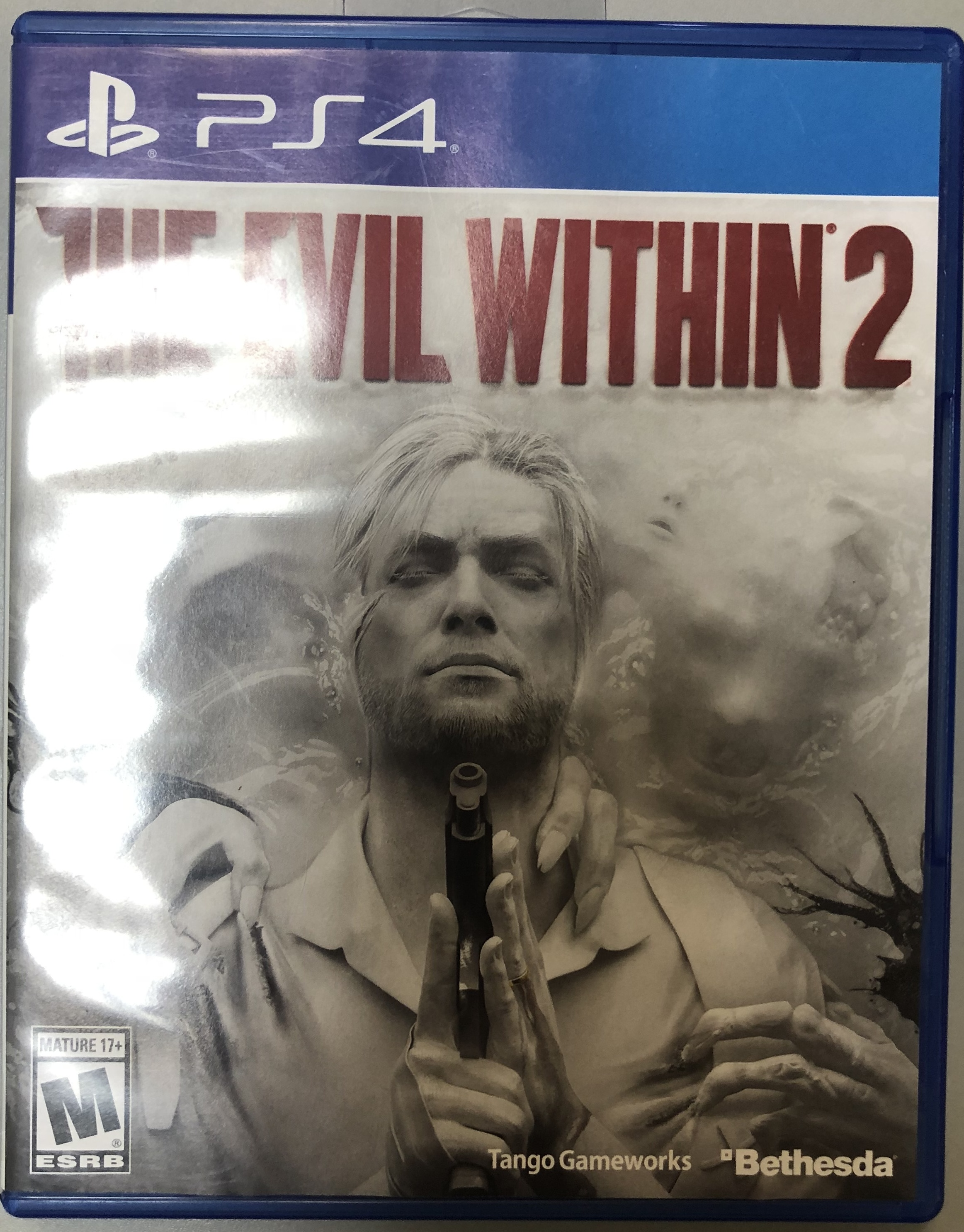 The Evil Within 2 - Playstation 4 - Game