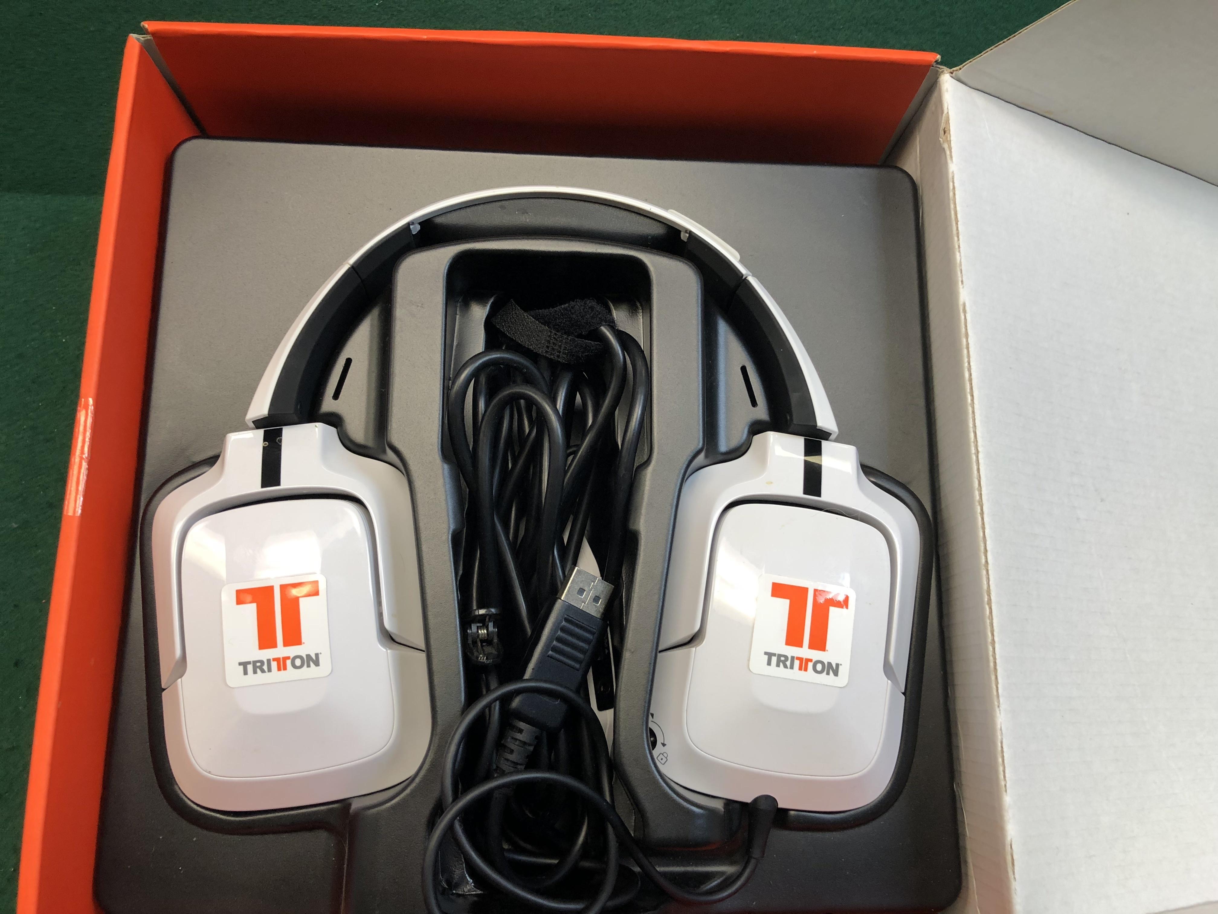 TRITON - 90203 - GAMING HEADPHONES