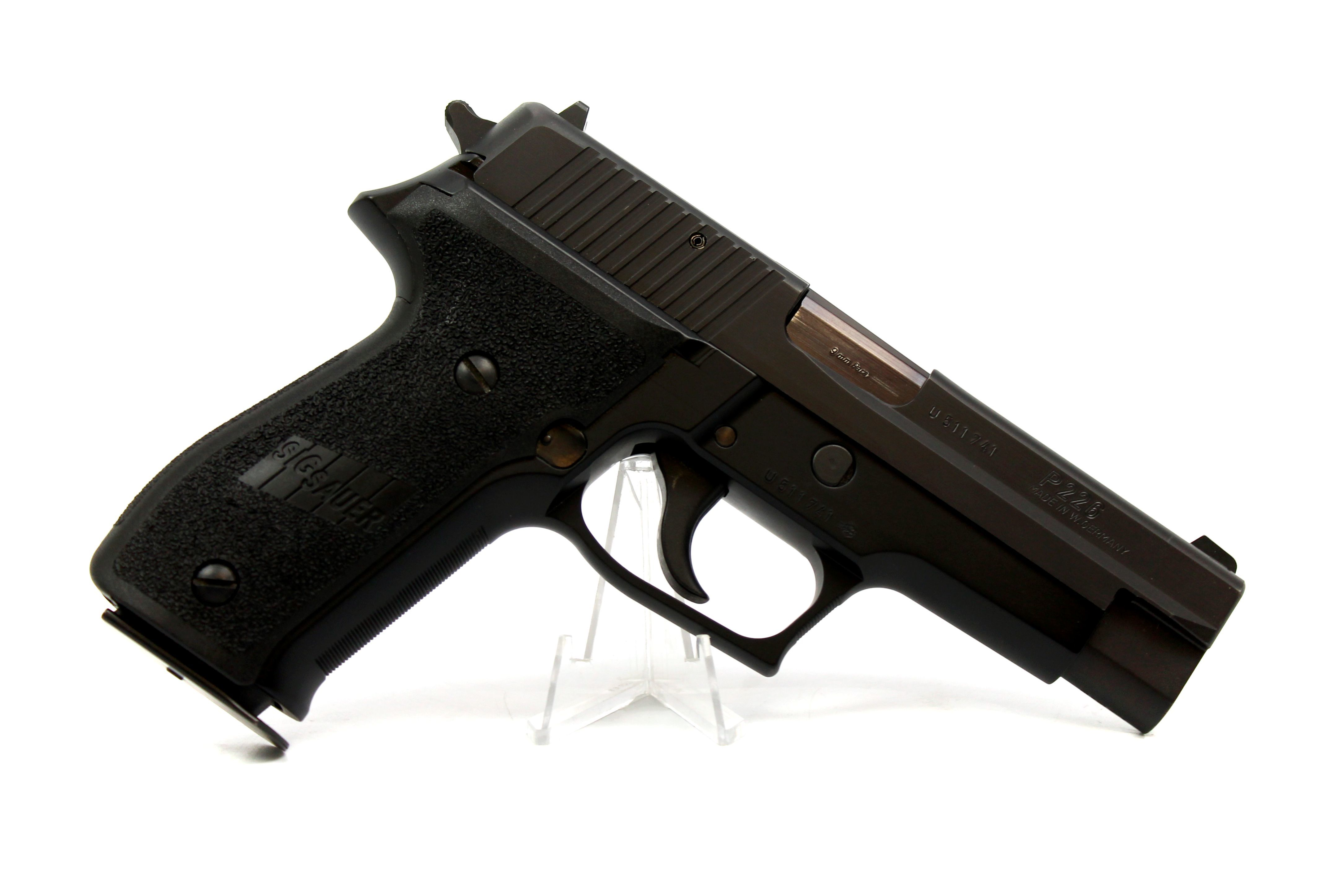 1994 Sig Sauer P226 West German 9mm Single/Double Action Semi-Automatic Pistol-LNIB