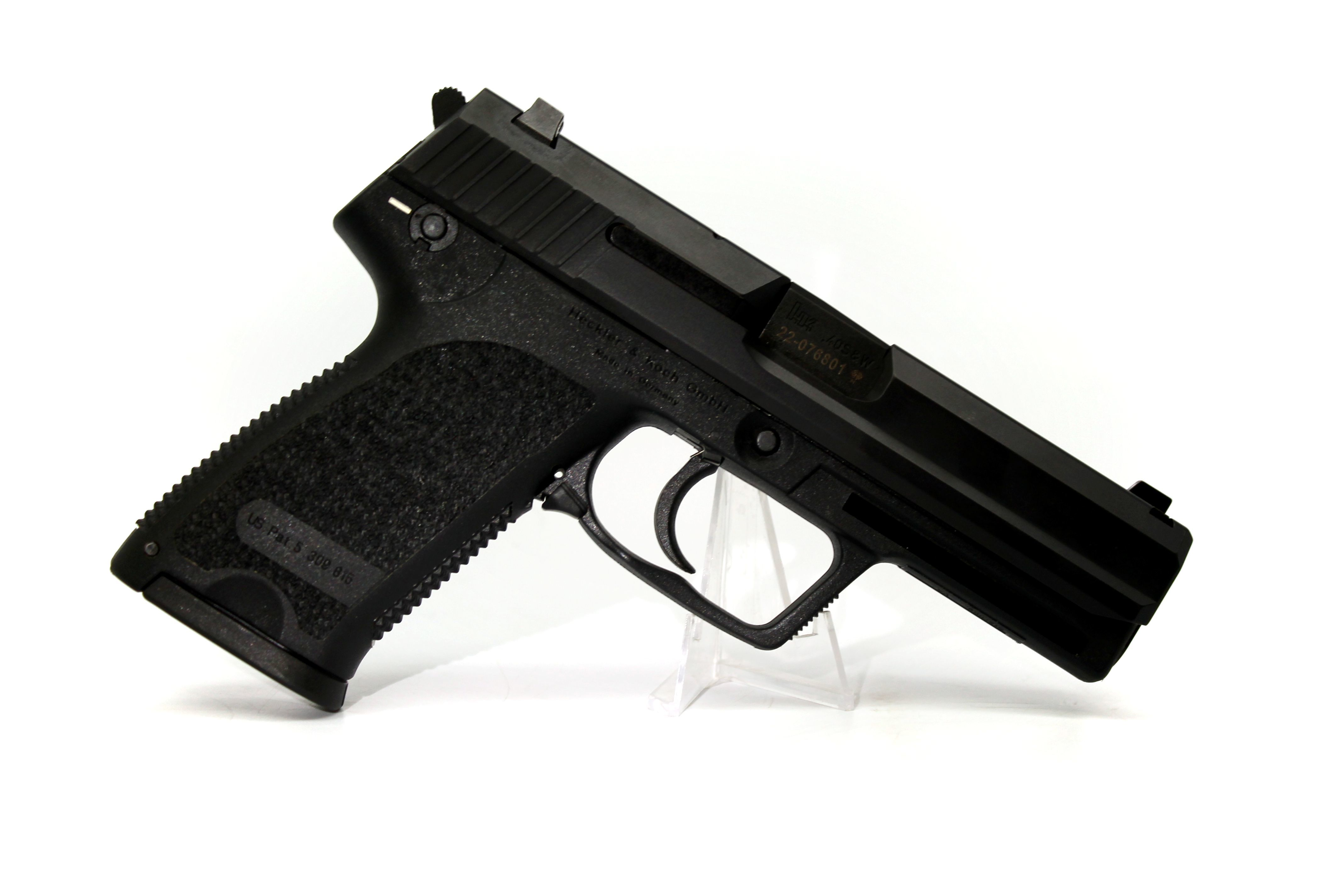 2001 Heckler & Koch .40 S&W USP Single/Double Action Semi-Automatic Pistol-LNIB