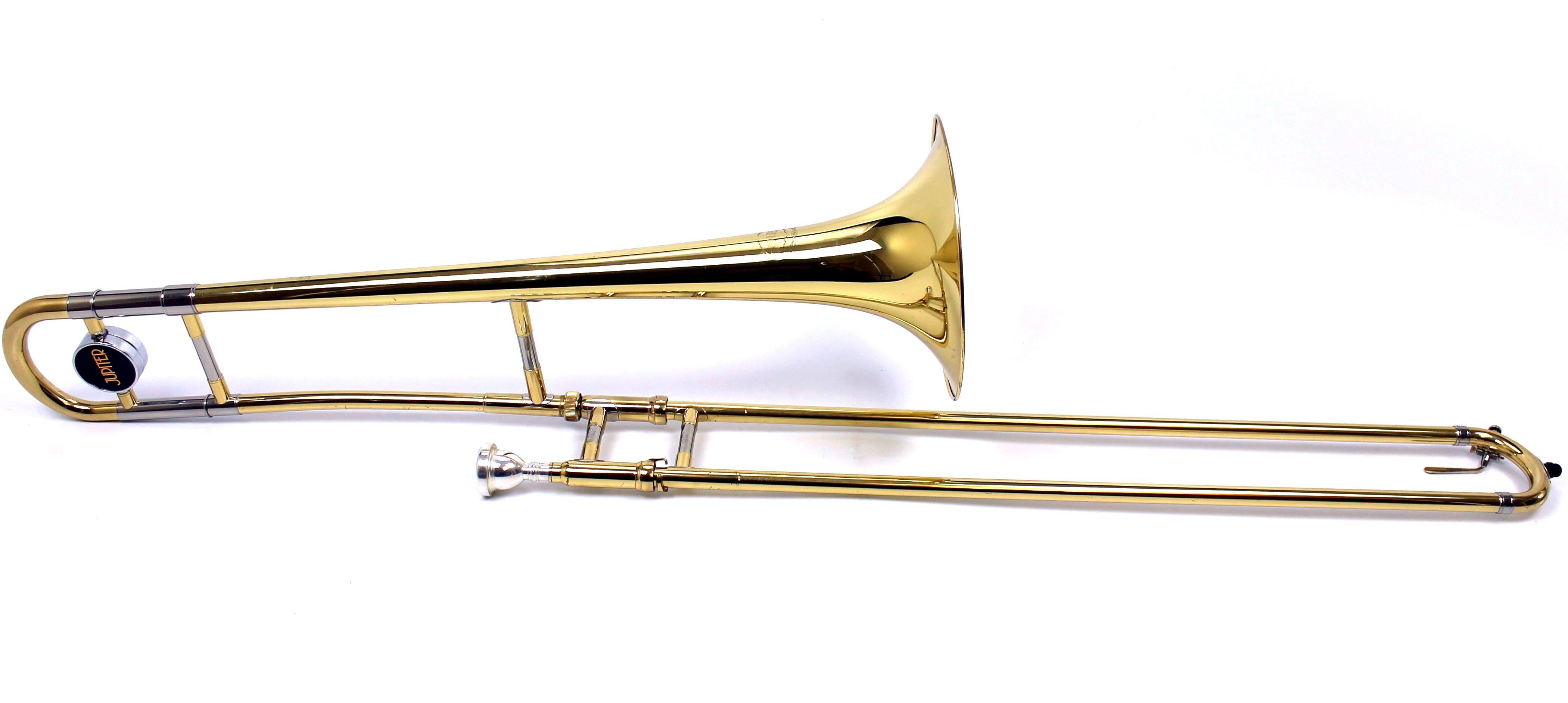 Jupiter JSL-332 Beginner's Student Trombone w/ Hard Case