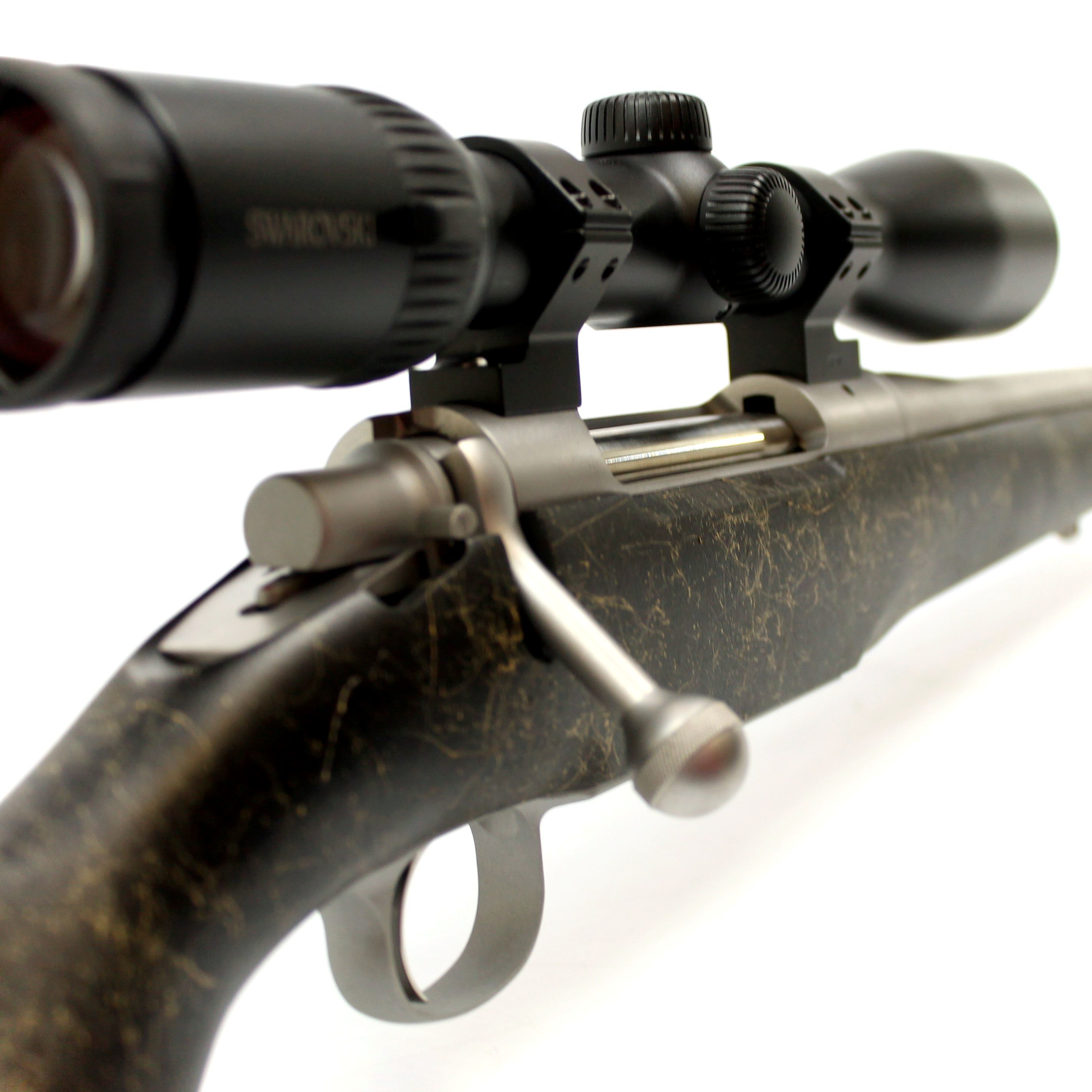 Cooper M52 Timberline .280 AI Long-Range Package, Including Zeroed-In Swarovski Z6 2.5-15x44 Scope