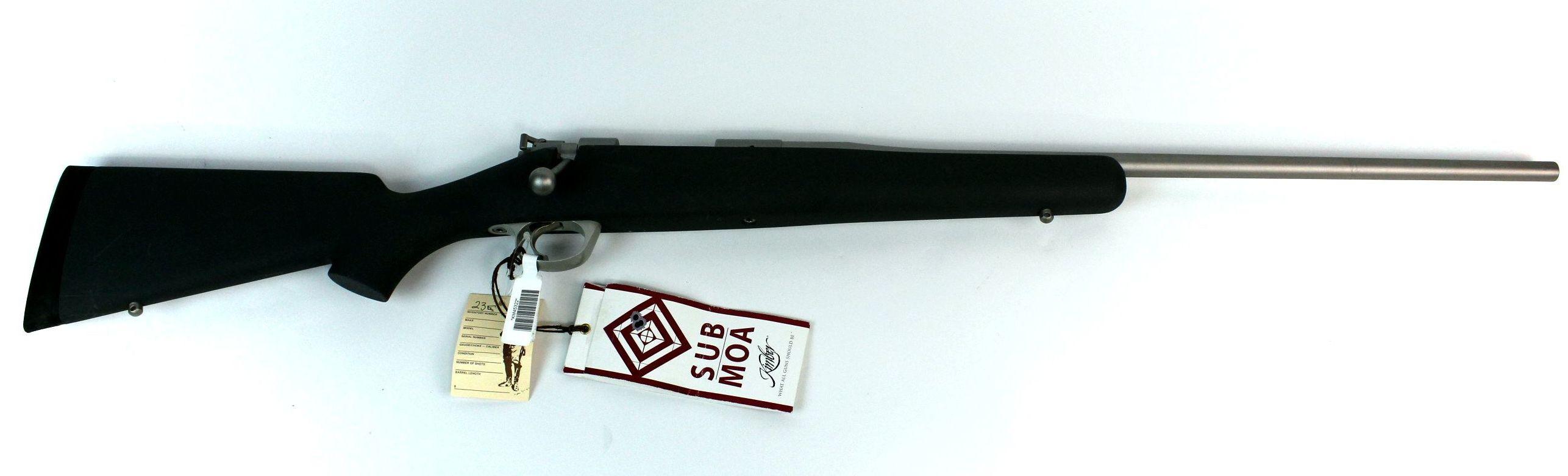 Kimber 84M Montana .308 WIN Bolt-Action Rifle-img-3