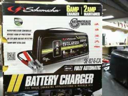 SCHUMACHER - SE-82-6-CA - BATTERY/CHARGER TOOLS