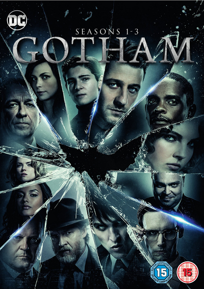 GOTHAM SEASONS 1-3 DVD