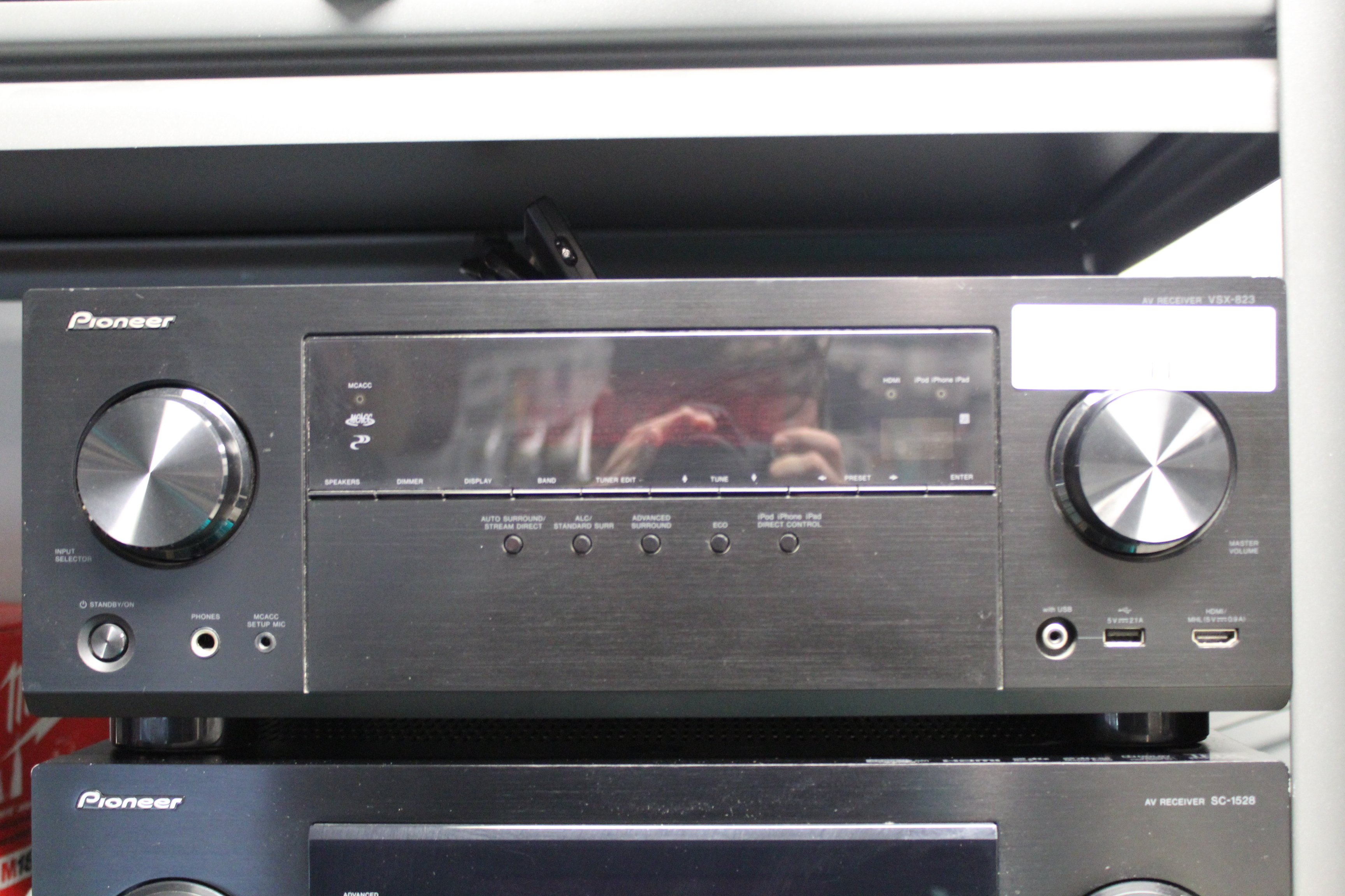 Pioneer Amplifier Model VSX-823 HDMI with Remote